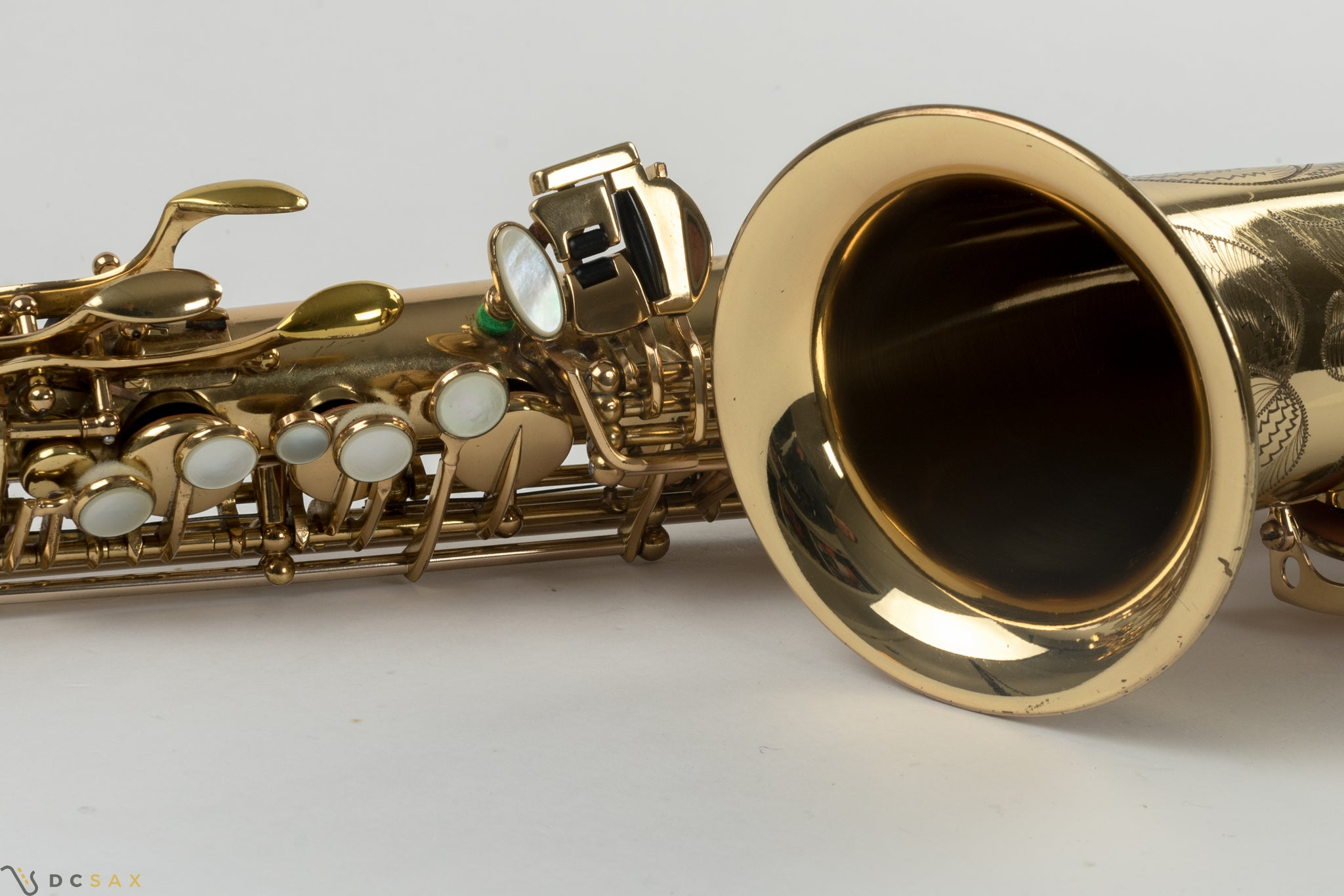 1967 Selmer Mark VI Alto Saxophone, Near Mint, Sanborn S/N, High F#, Video