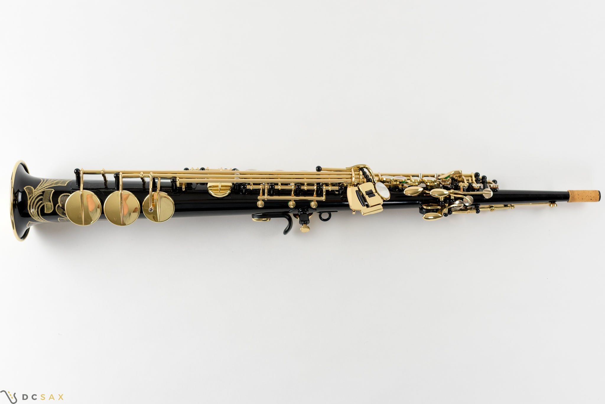 Selmer Super Action Series II Soprano Saxophone