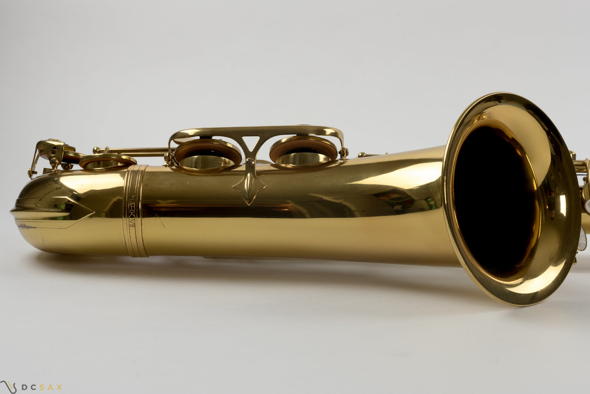 Selmer Mark VII Tenor Saxophone, Near Mint, Fresh Overhaul, Video