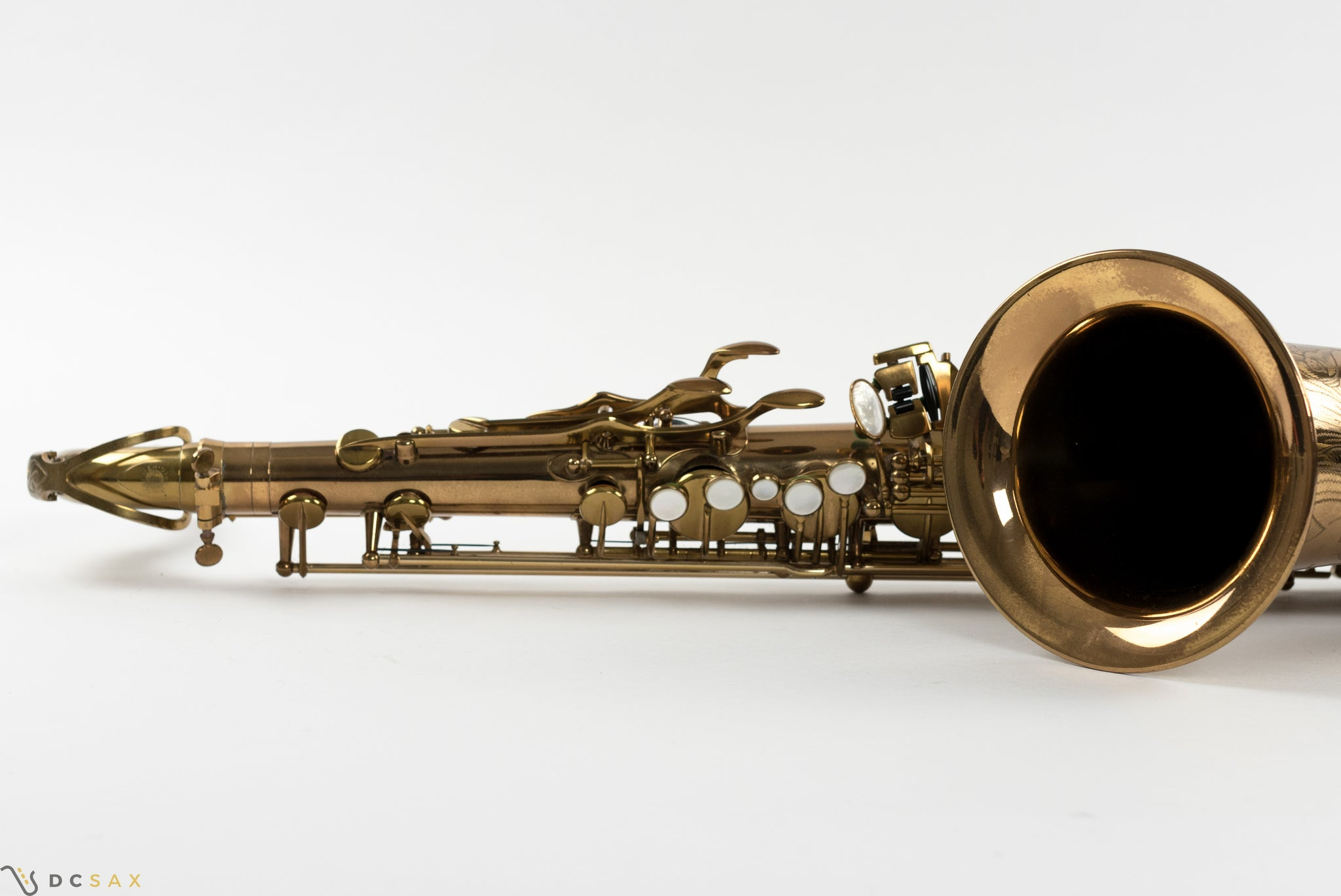 126,xxx Selmer Mark VI Tenor Saxophone, Original Lacquer, Near Mint Condition, High F#
