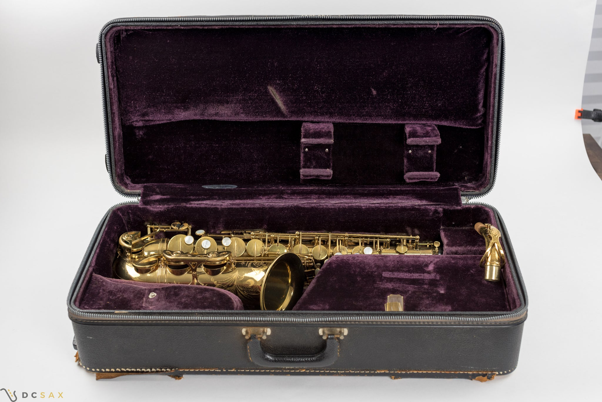 190,xxx Selmer Mark VI Alto Saxophone, 97% Original Lacquer, Fresh Overhaul
