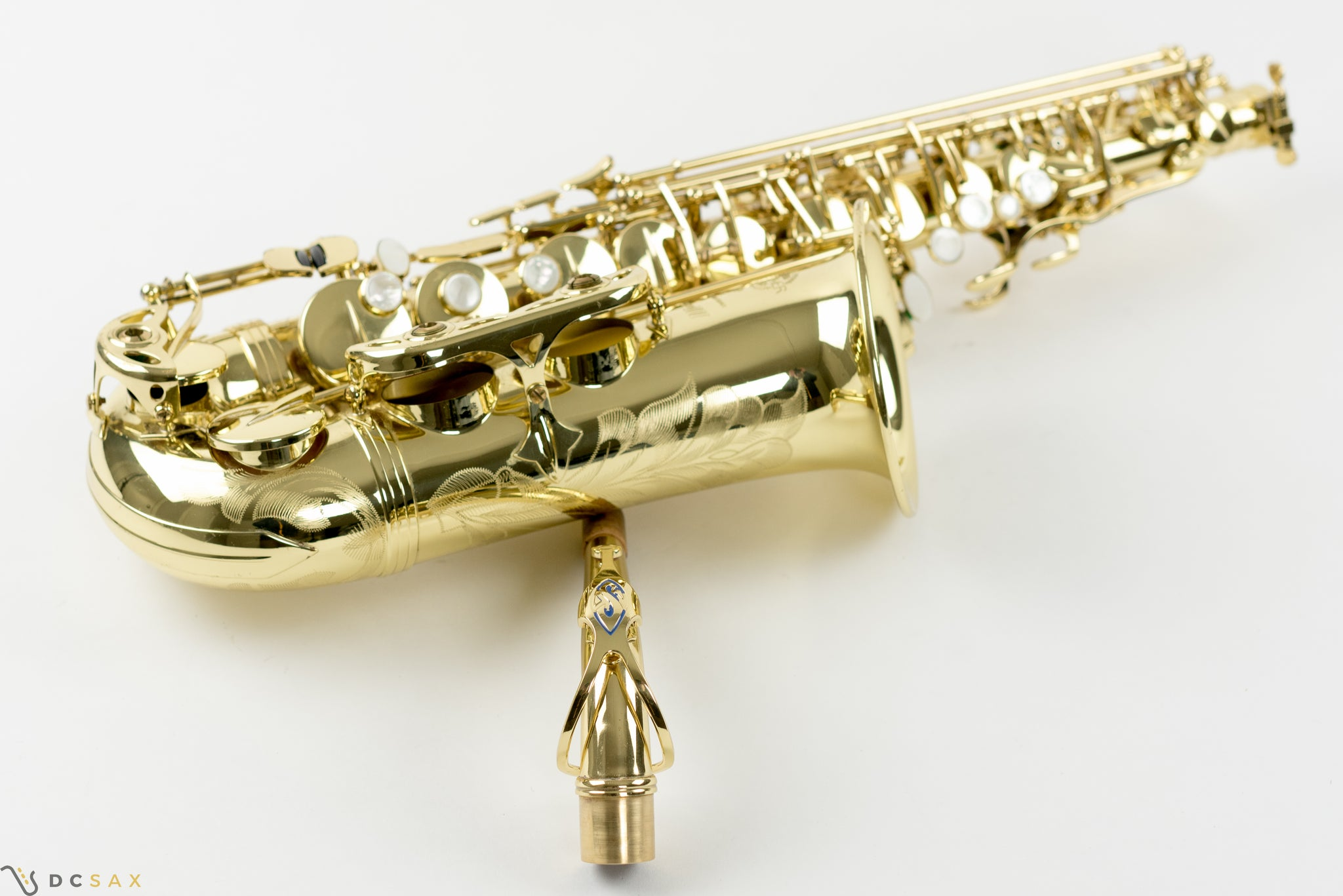 Selmer Series III Alto Saxophone, Just Serviced, Near Mint