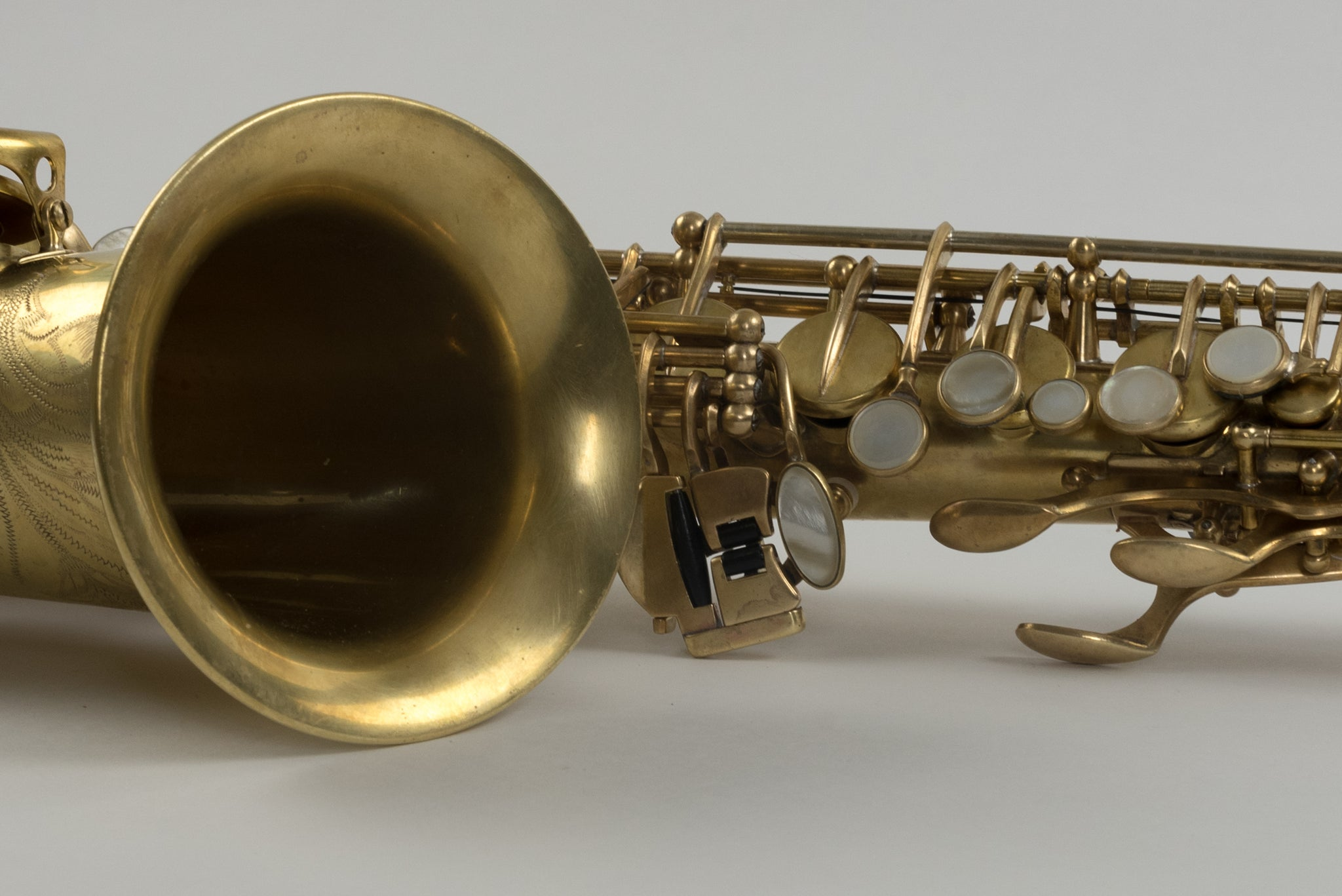 1964 112,xxx Selmer Mark VI Alto Saxophone, Fresh Overhaul