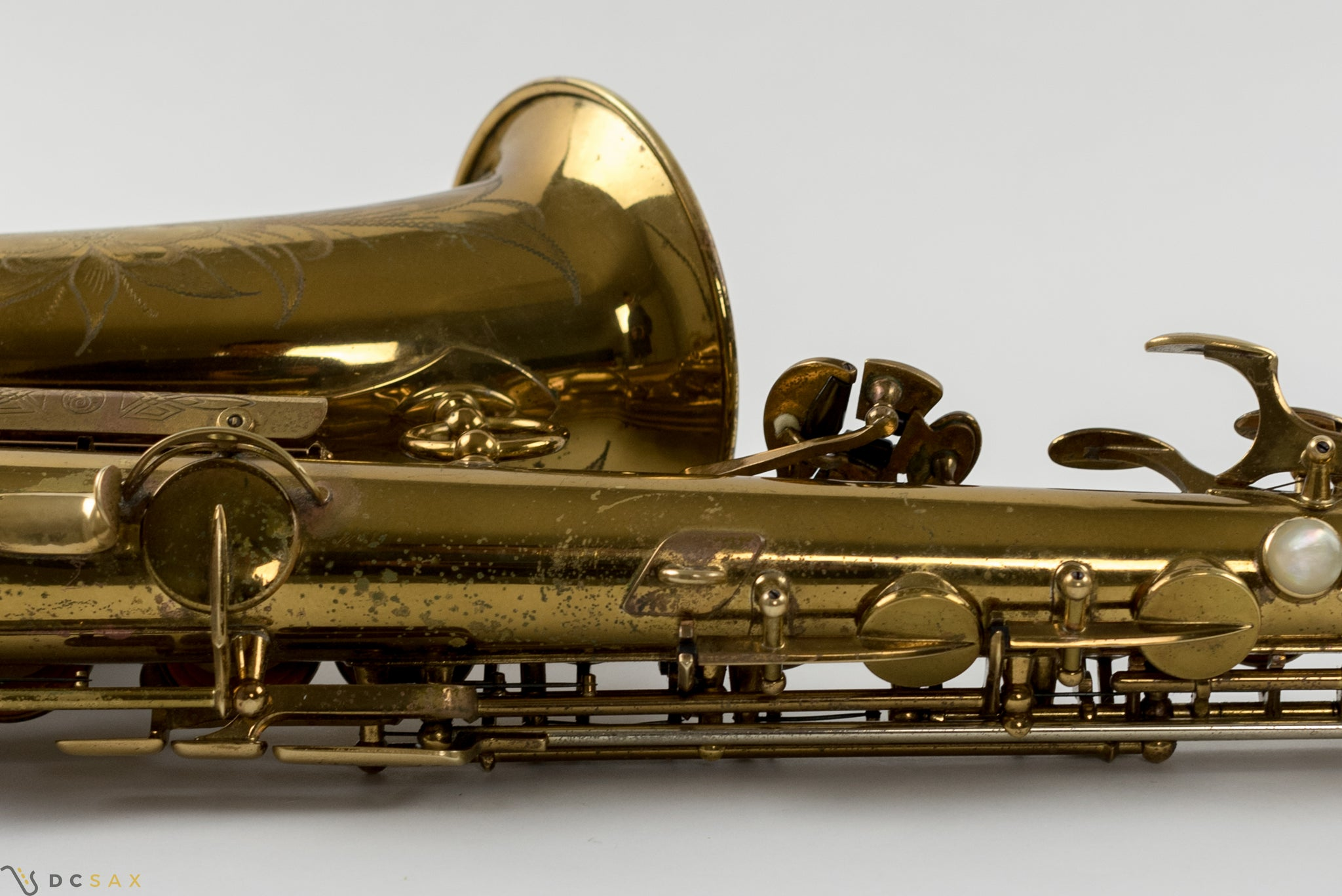 48,xxx Selmer Super Balanced Action Alto Saxophone