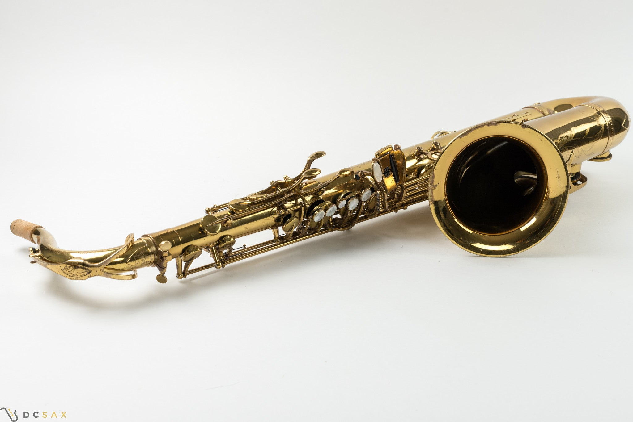 Selmer Mark VII Tenor Saxophone, M. 250,xxx, Fresh Overhaul