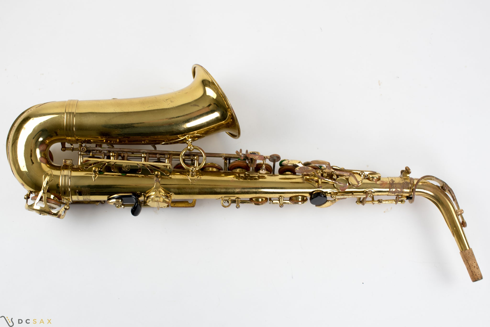 233,xxx Selmer Paris Mark VI Alto Saxophone, Just Serviced, WOW