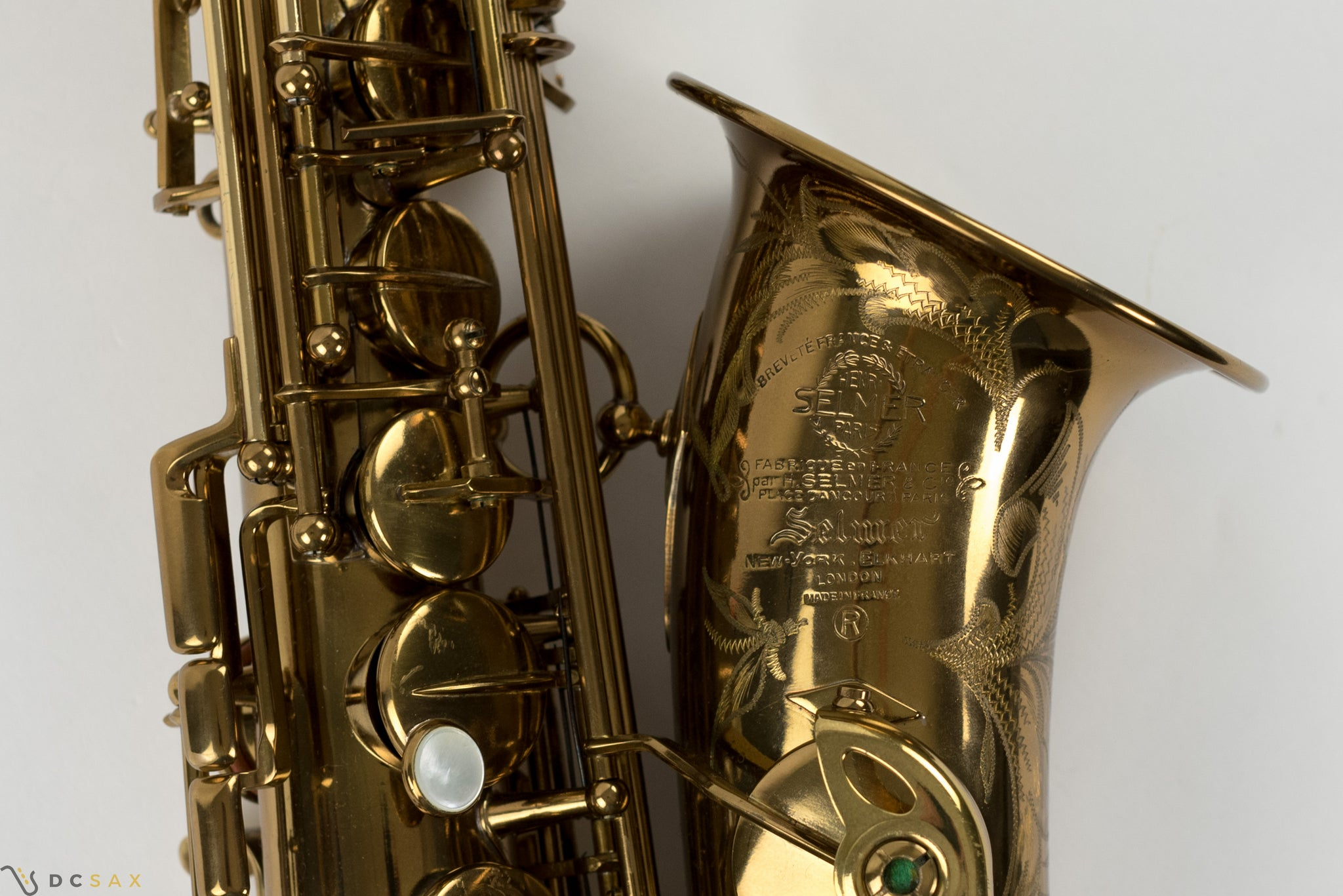 1956 65,xxx Selmer Mark VI Alto Saxophone, Mint Condition, 99.9% Original Lacuqer, Overhaul