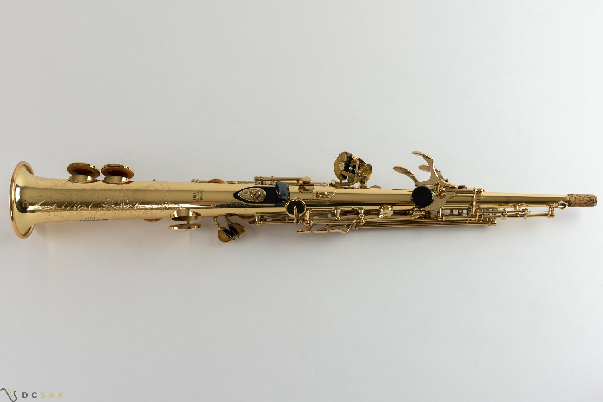 Yamaha 62 Soprano Saxophone, Purple Label