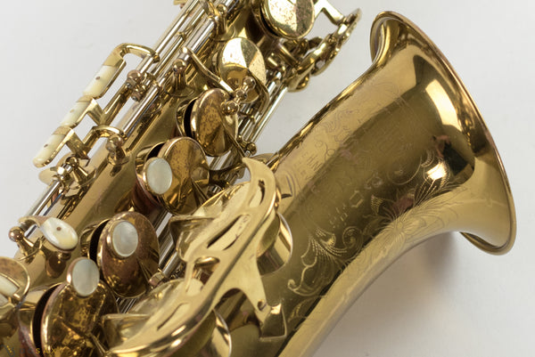 298,xxx King Super 20 Alto Saxophone, Full Pearls