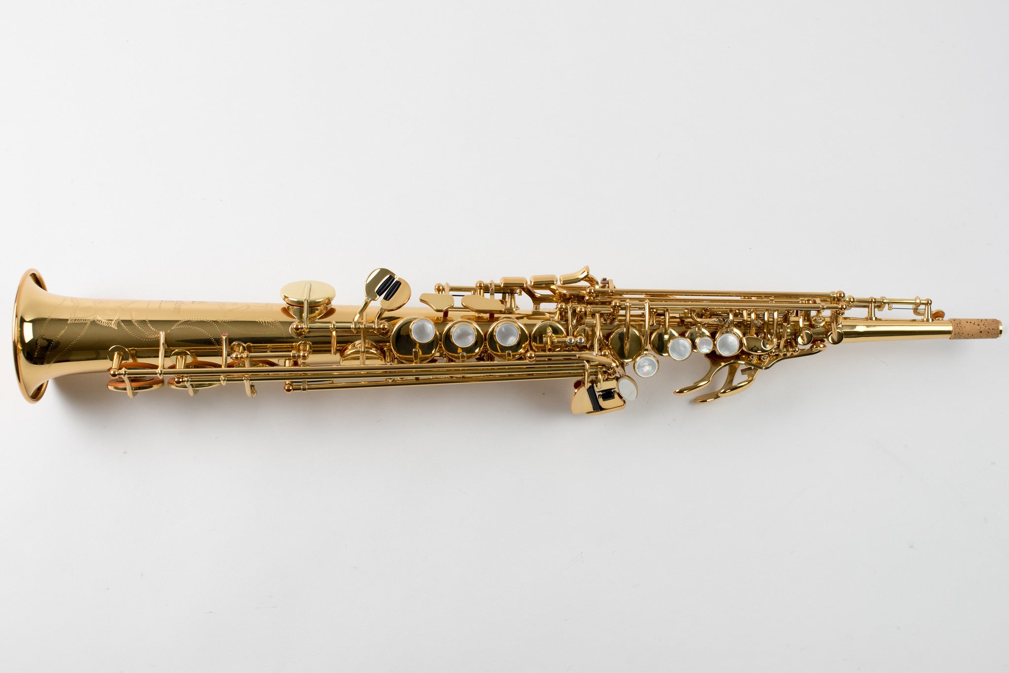 Yamaha Custom 82Z Soprano Saxophone, Mint Condition, YSS-82Z