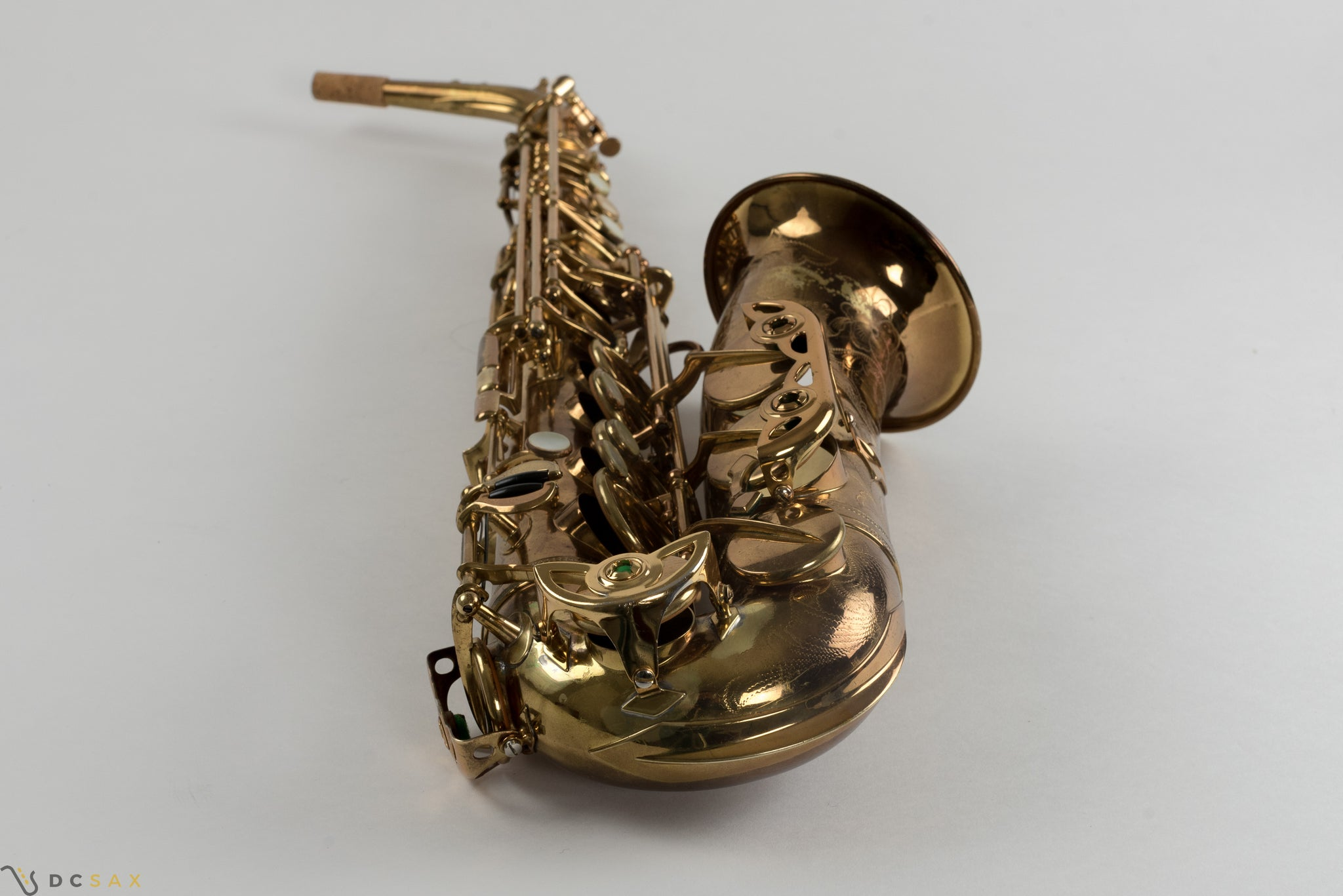 1937 24,xxx Selmer Balanced Action Alto Saxophone, Fresh Overhaul, Video Demo