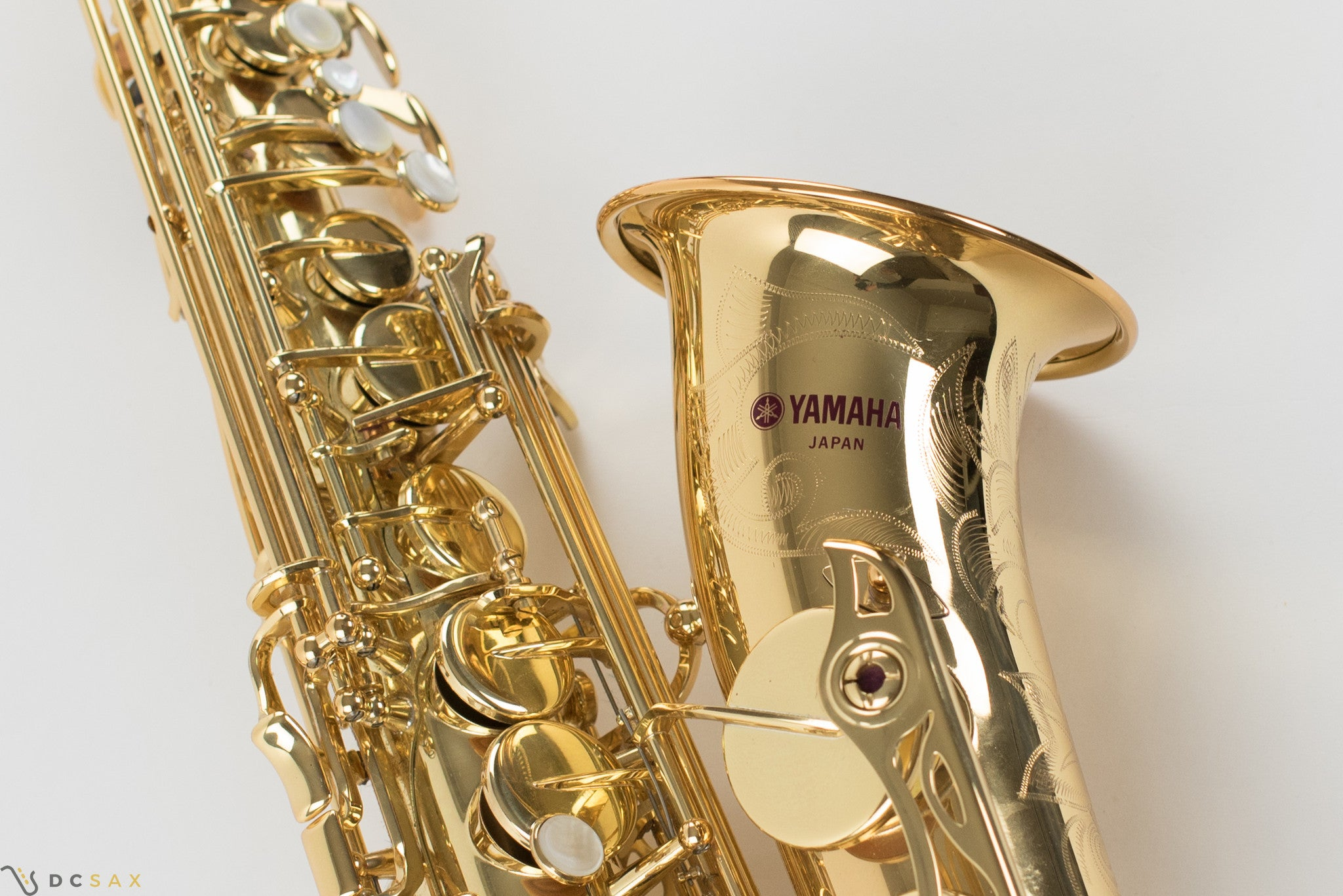 Yamaha YAS-62 Alto Saxophone, Near Mint, Purple Label