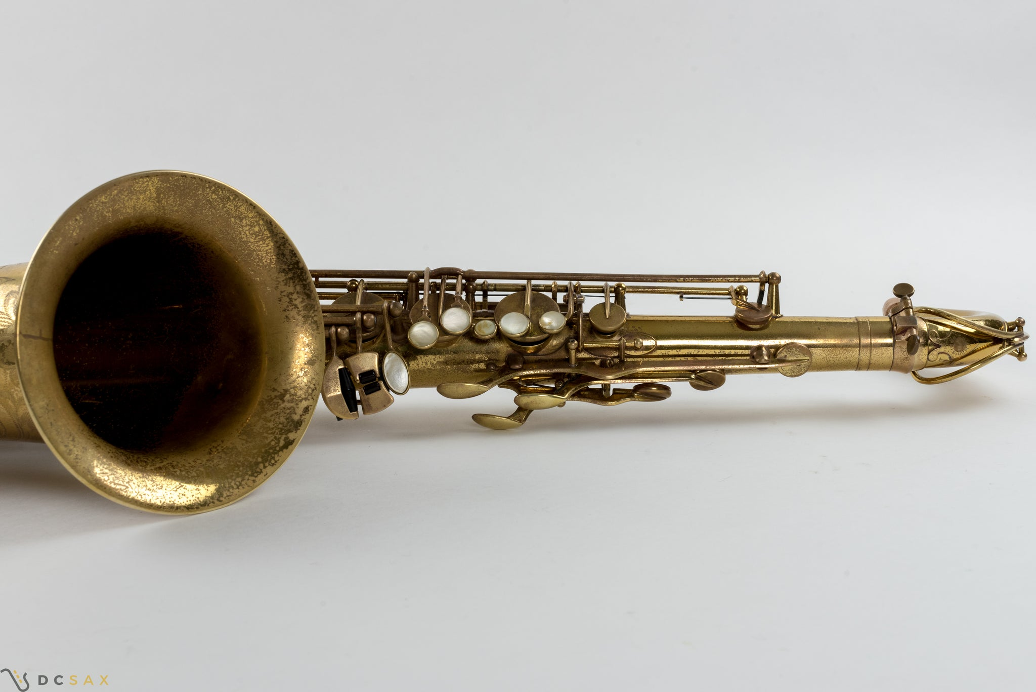 35,xxx Selmer Super Balanced Action SBA Tenor Saxophone, Fresh Overhaul, Video