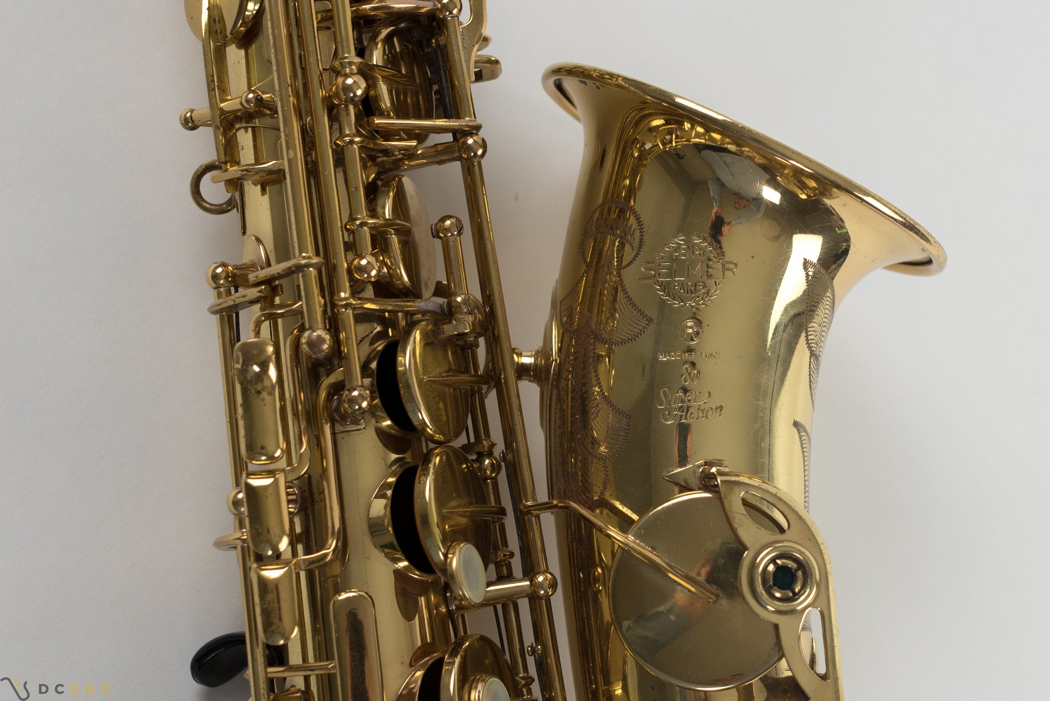 Selmer Super Action 80 Alto Saxophone