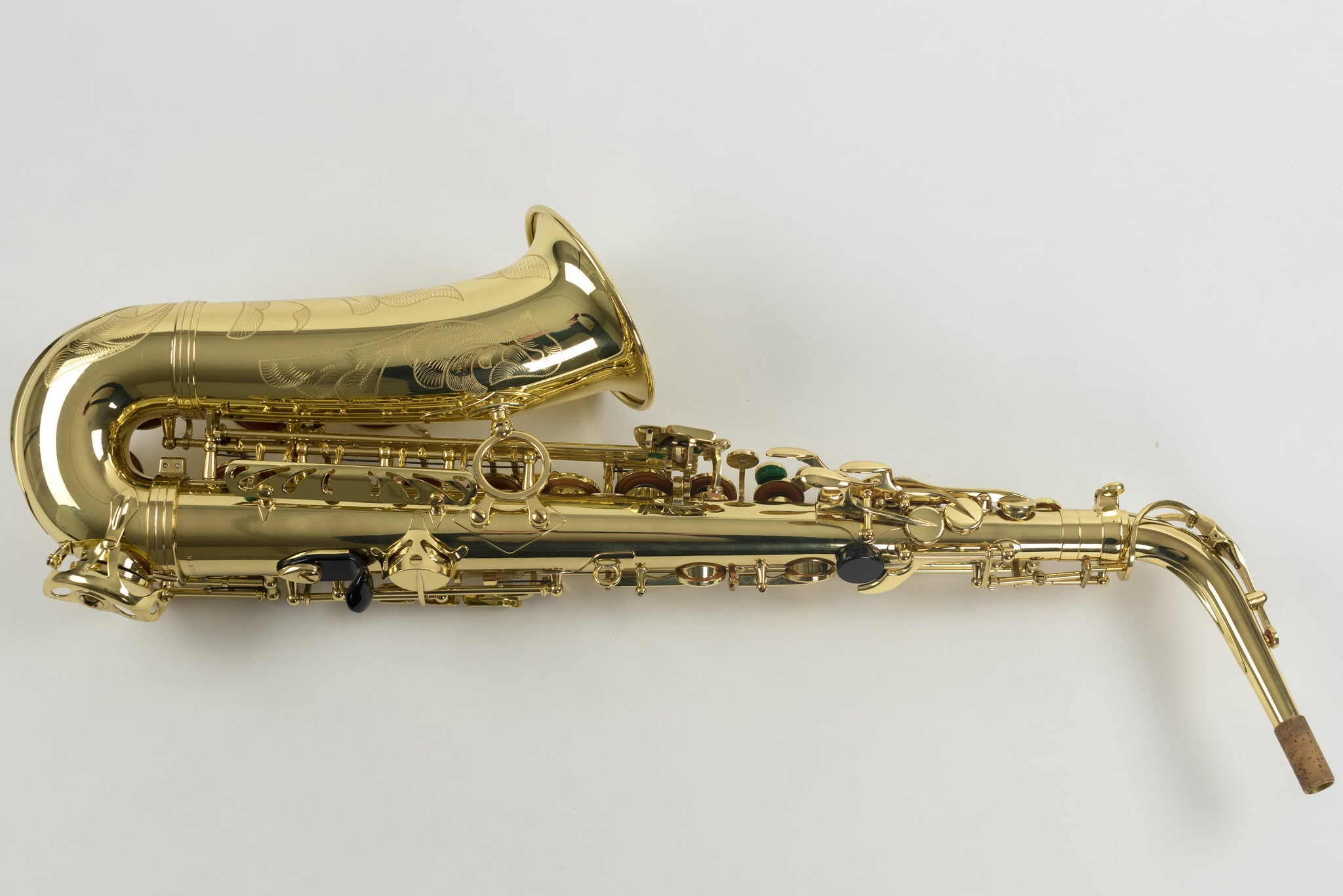 Selmer Super Action Series II Alto Saxophone, Just Serviced, Near Mint
