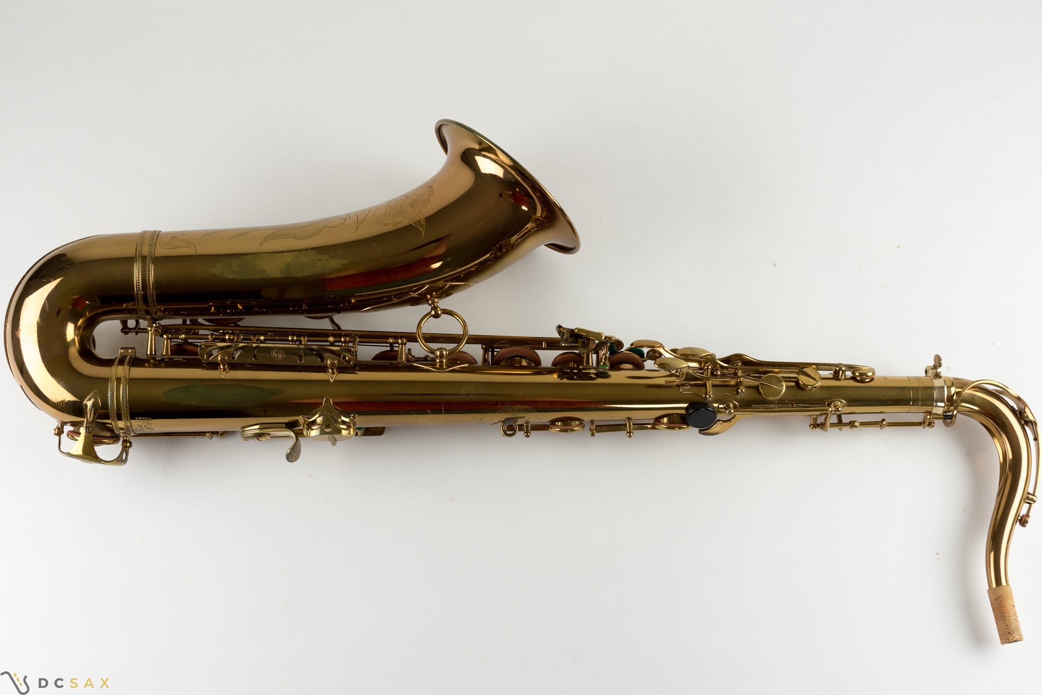94,xxx Selmer Mark VI Tenor Saxophone, 99% Original Lacquer, Overhaul, WOW!