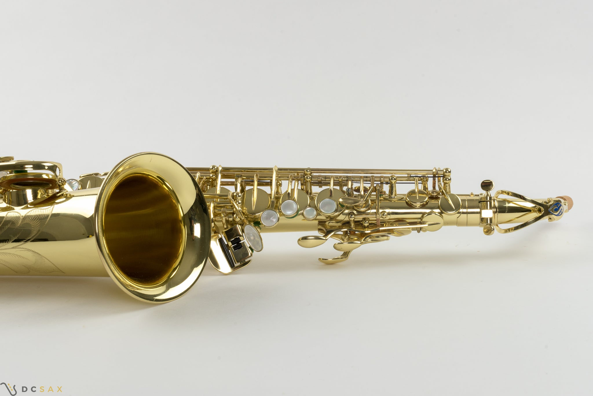 Selmer Series III Alto Saxophone, Just Serviced