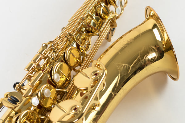 Yamaha Custom 82Z Tenor Saxophone, Near Mint