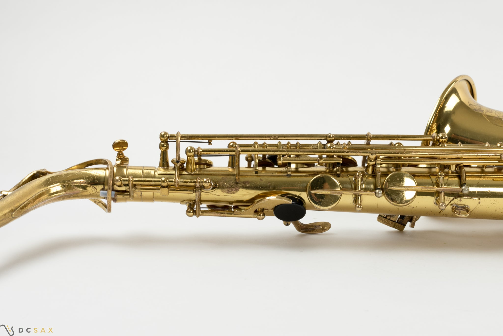 224,xxx Selmer Mark VI Alto Saxophone - MISSING