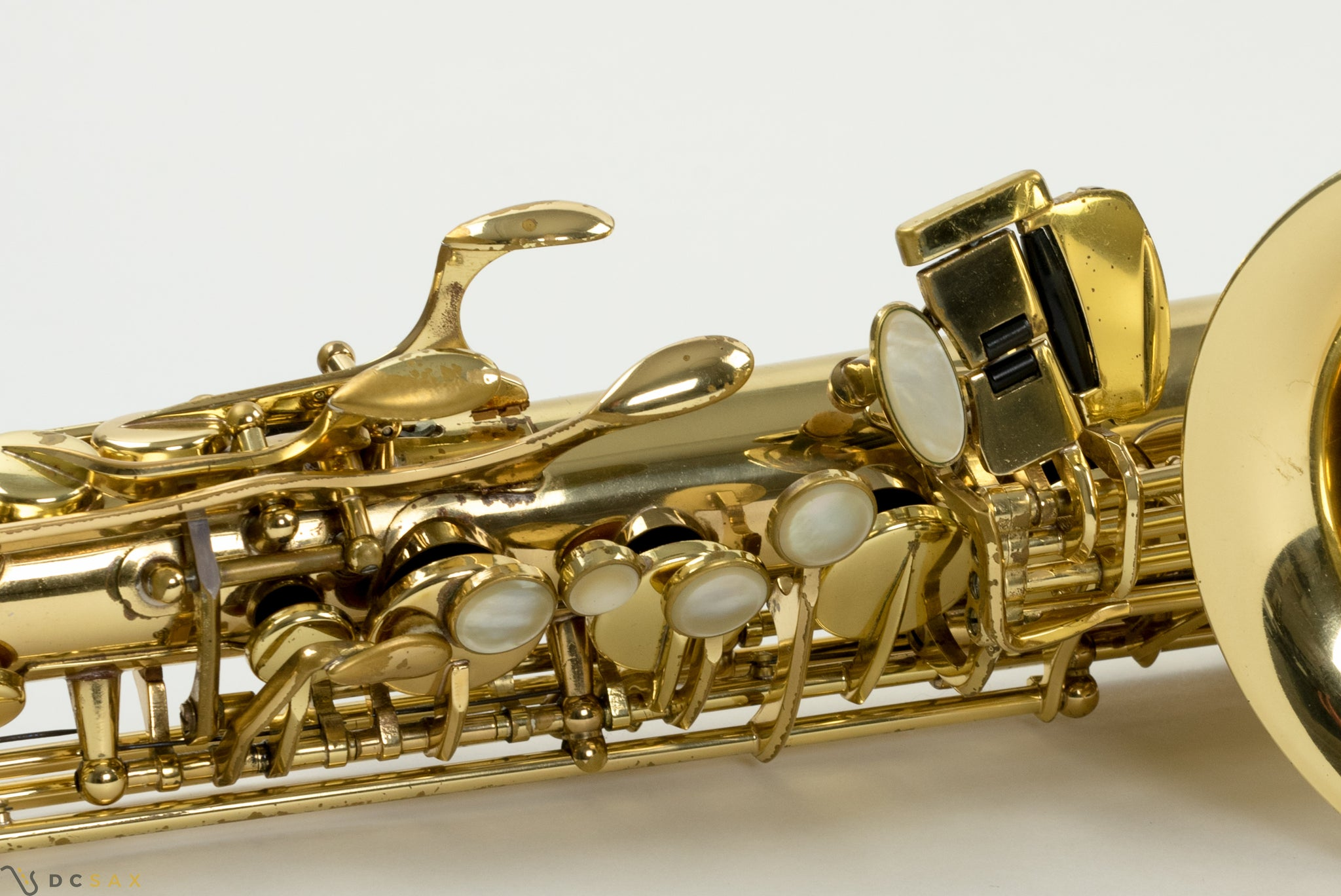 513,xxx Selmer Series II Alto Saxophone, Just Serviced