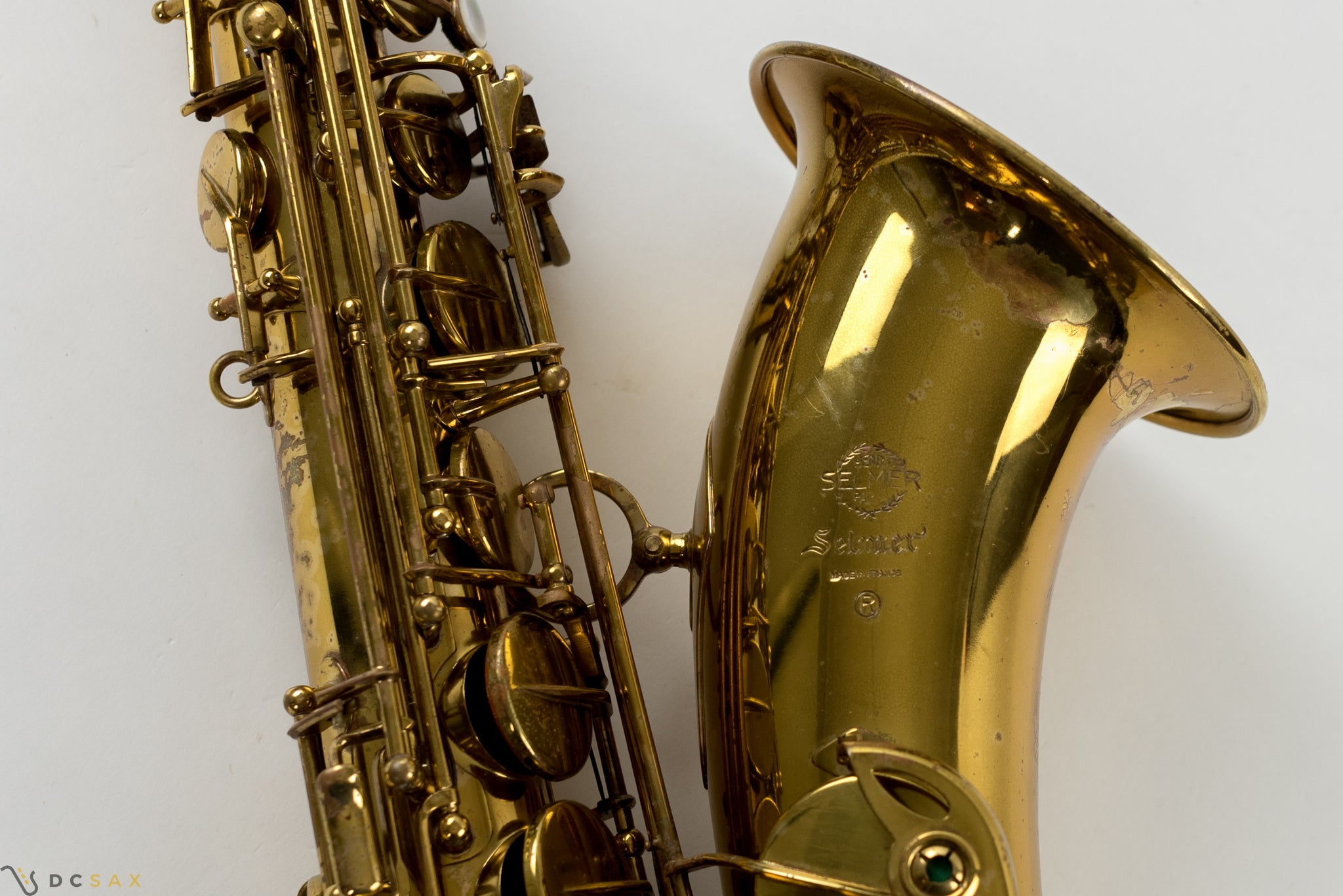 Selmer Mark VII Tenor Saxophone, Cleaned, Serviced