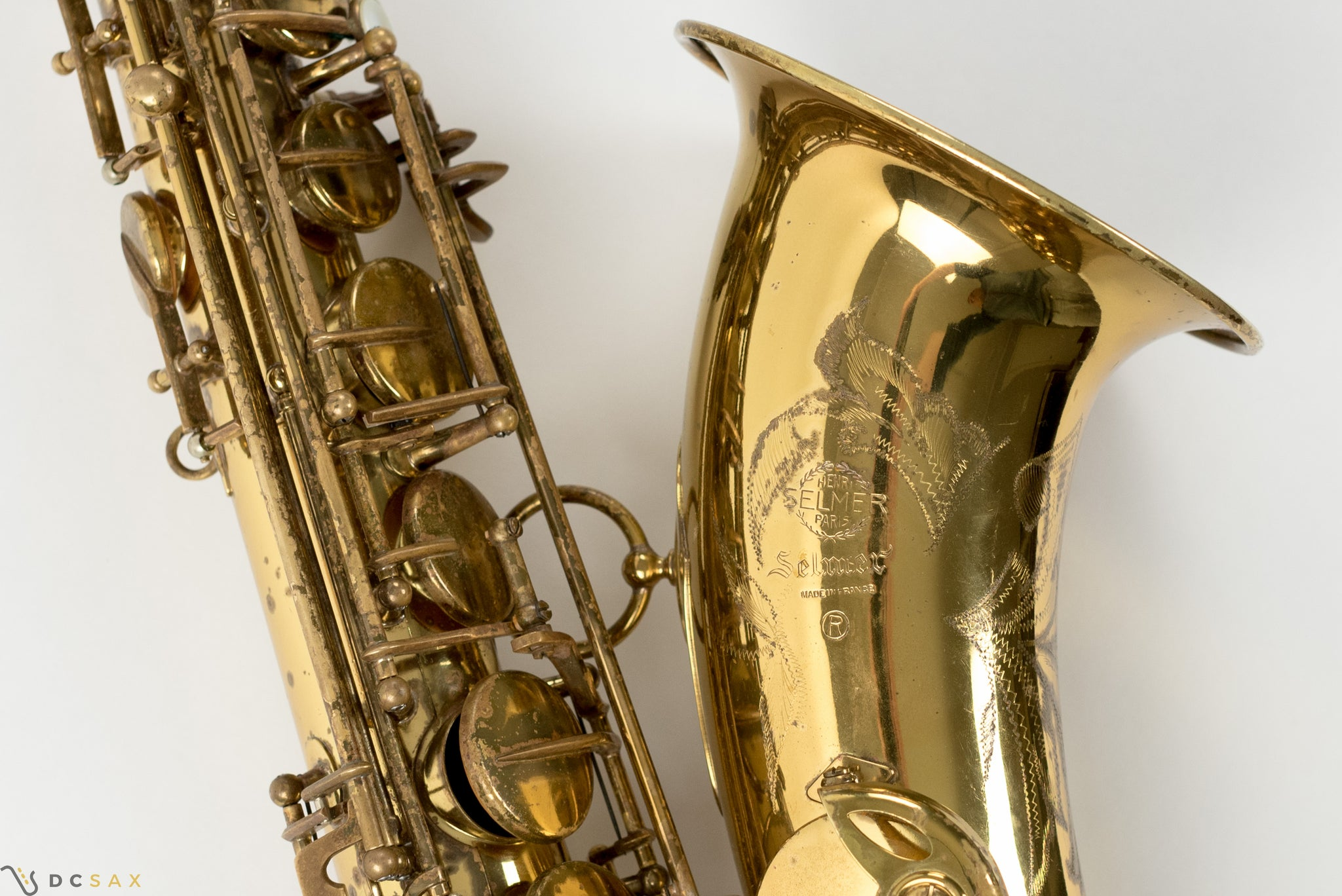 229,xxx Selmer Mark VI Tenor Saxophone, Original Lacquer, Fresh Overhaul, High F#