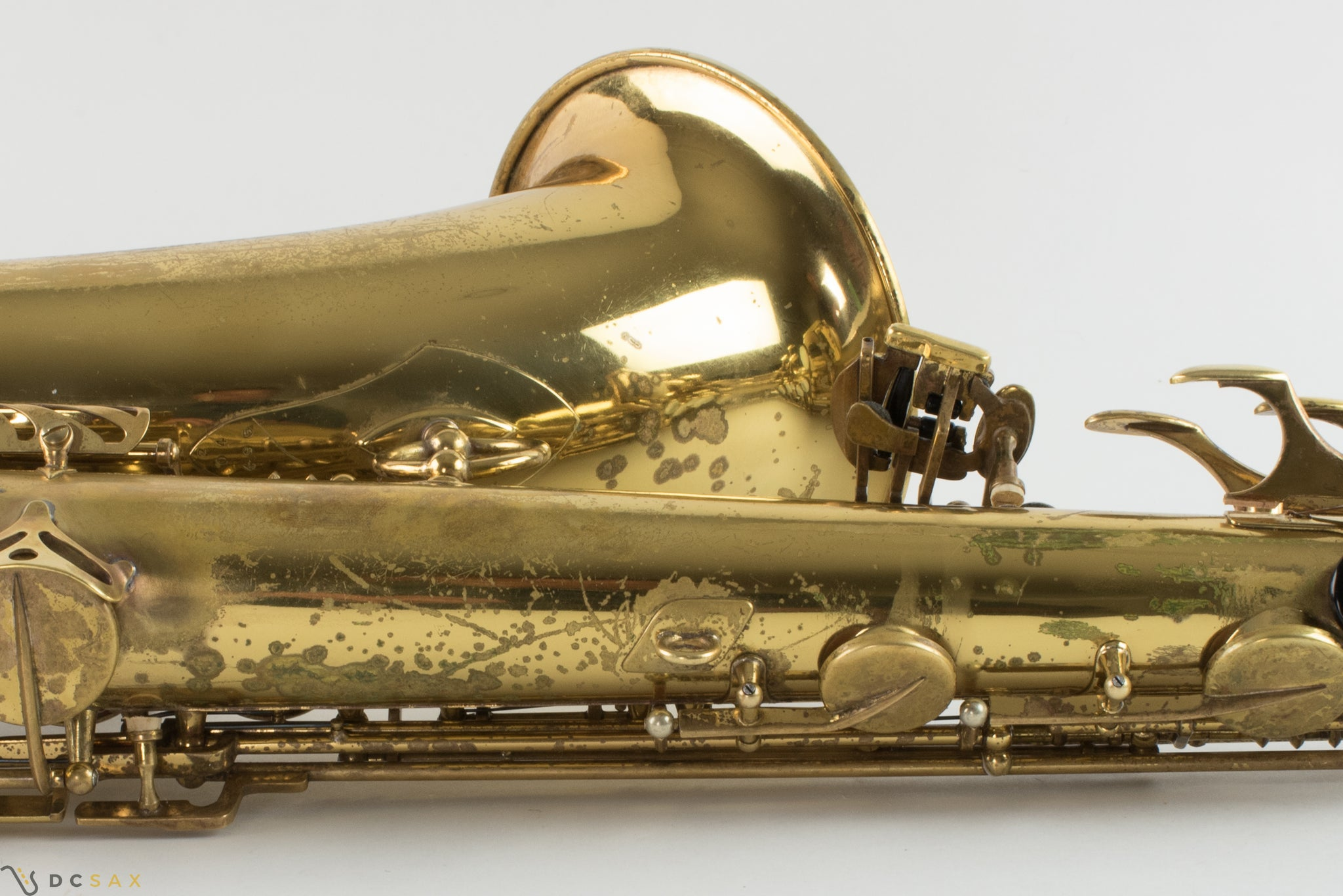 204,xxx Selmer Mark VI Tenor Saxophone, 90% Original Lacquer, Fresh Overhaul