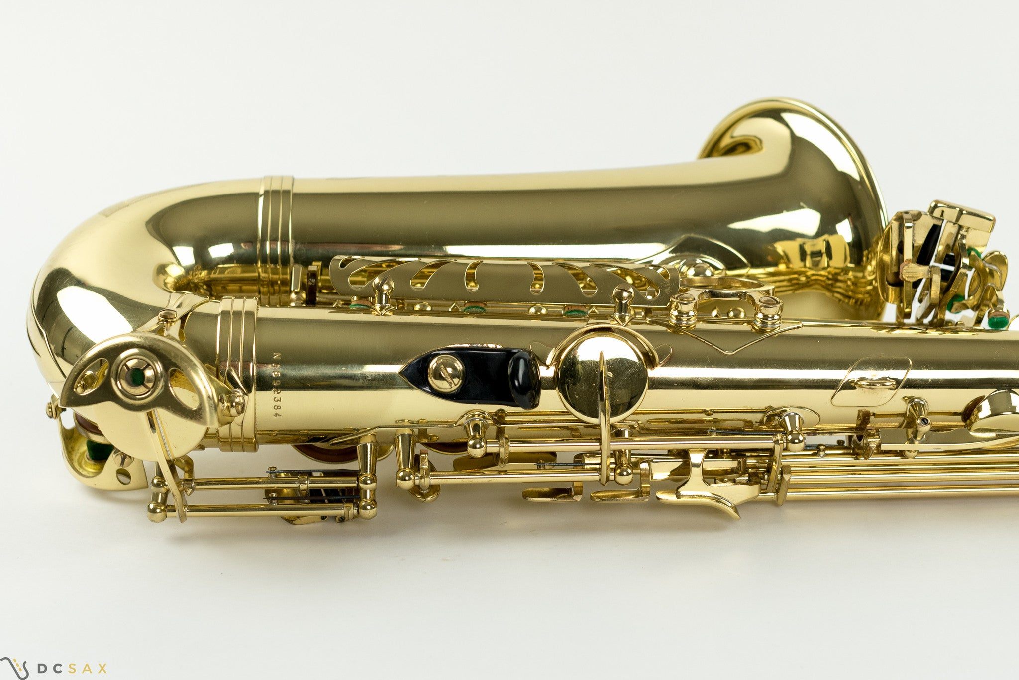 Selmer Series II Alto Saxophone, Near Mint Condition