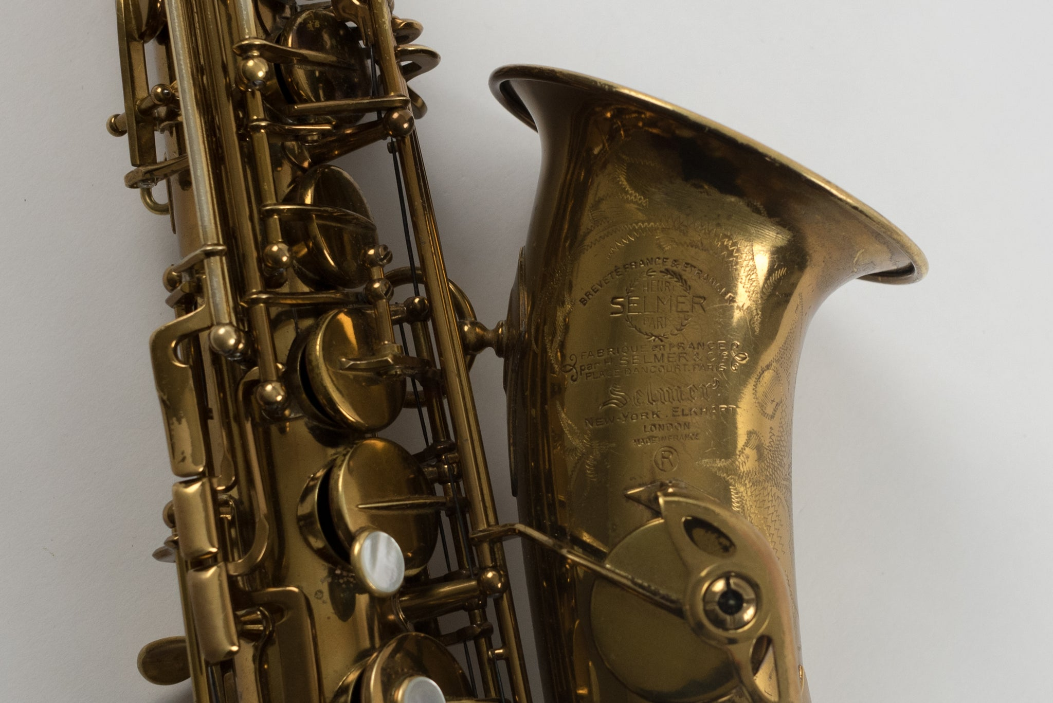 71,xxx Selmer Mark VI Alto Saxophone, 99% Original Lacquer, Fresh Overhaul, HIGH F#, Video
