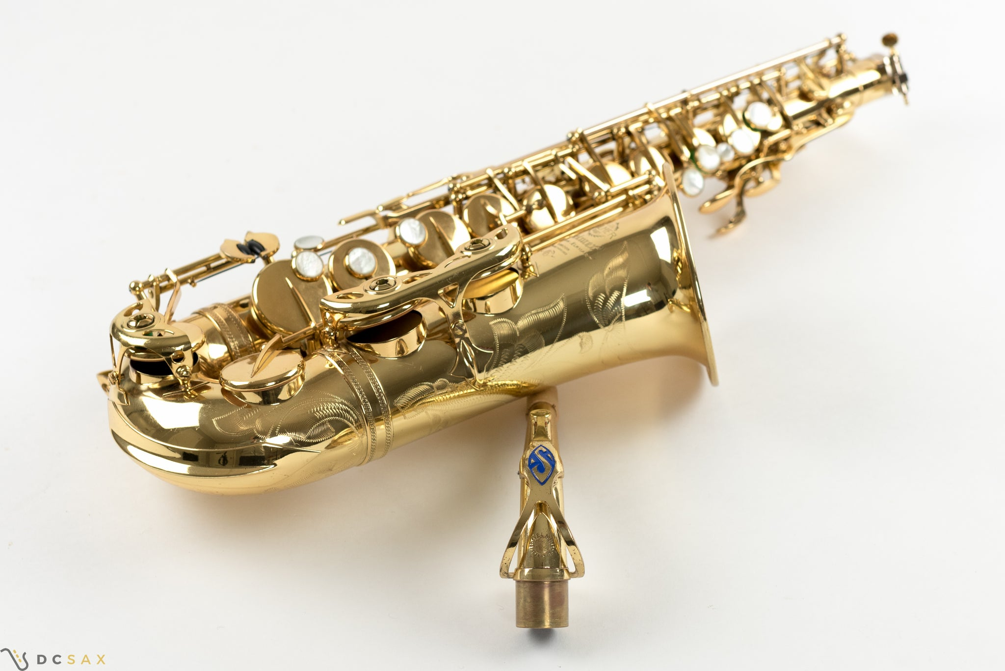 126,xxx Selmer Mark VI Alto Saxophone, Fresh Overhaul, Video