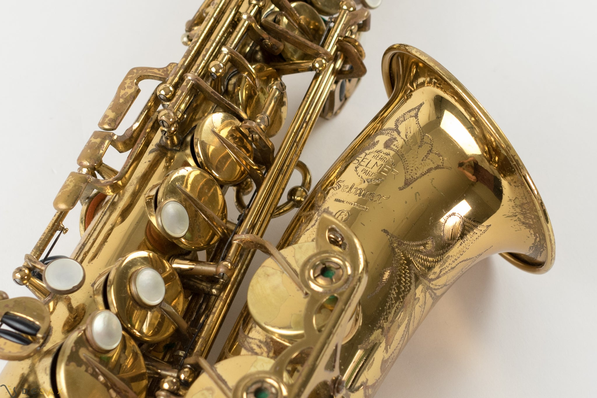 238,xxx Selmer Mark VI Alto Saxophone, 94% Original Lacquer, Just Serviced, Video