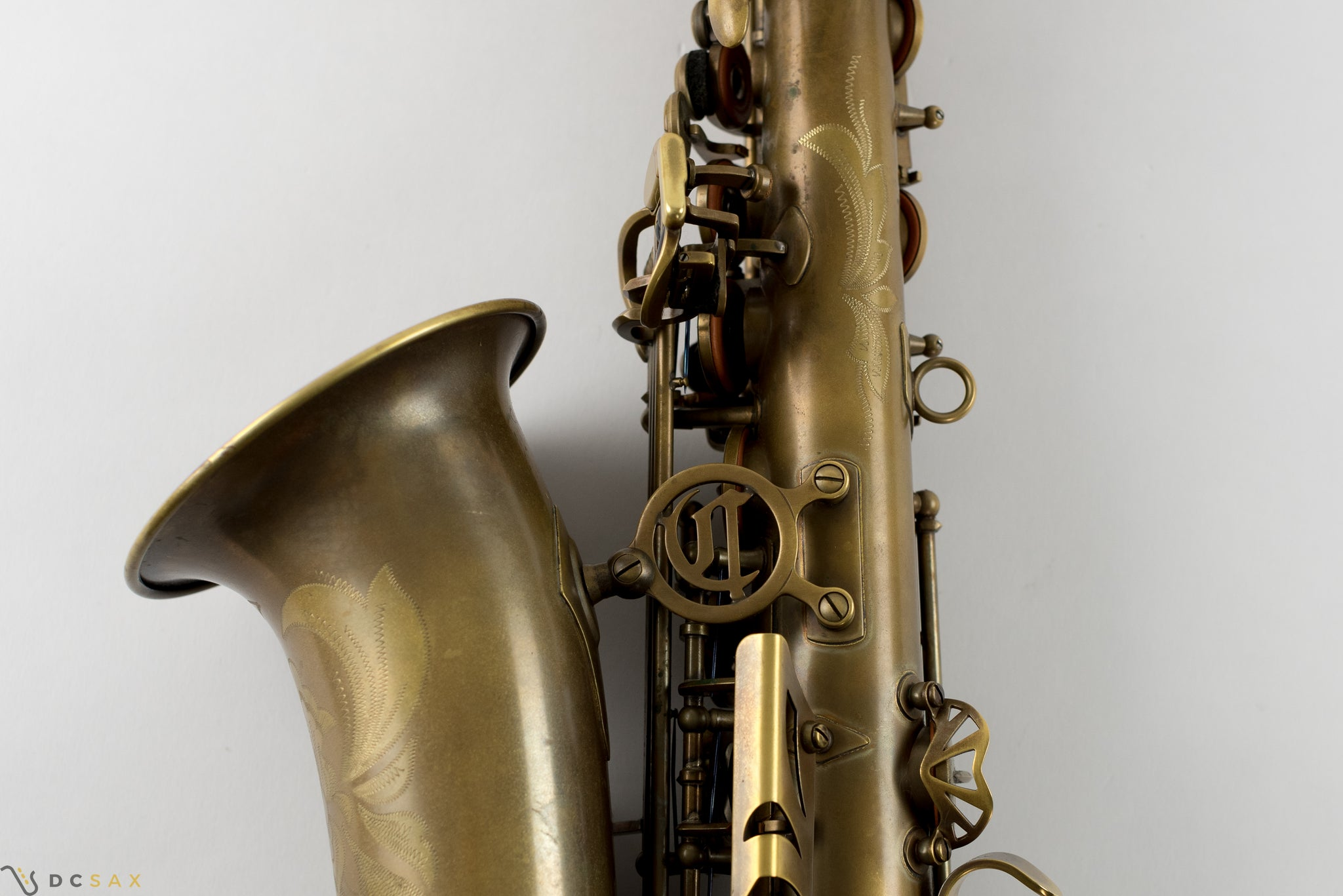 Cannonball Pete Christlieb Alto Saxophone, Near Mint