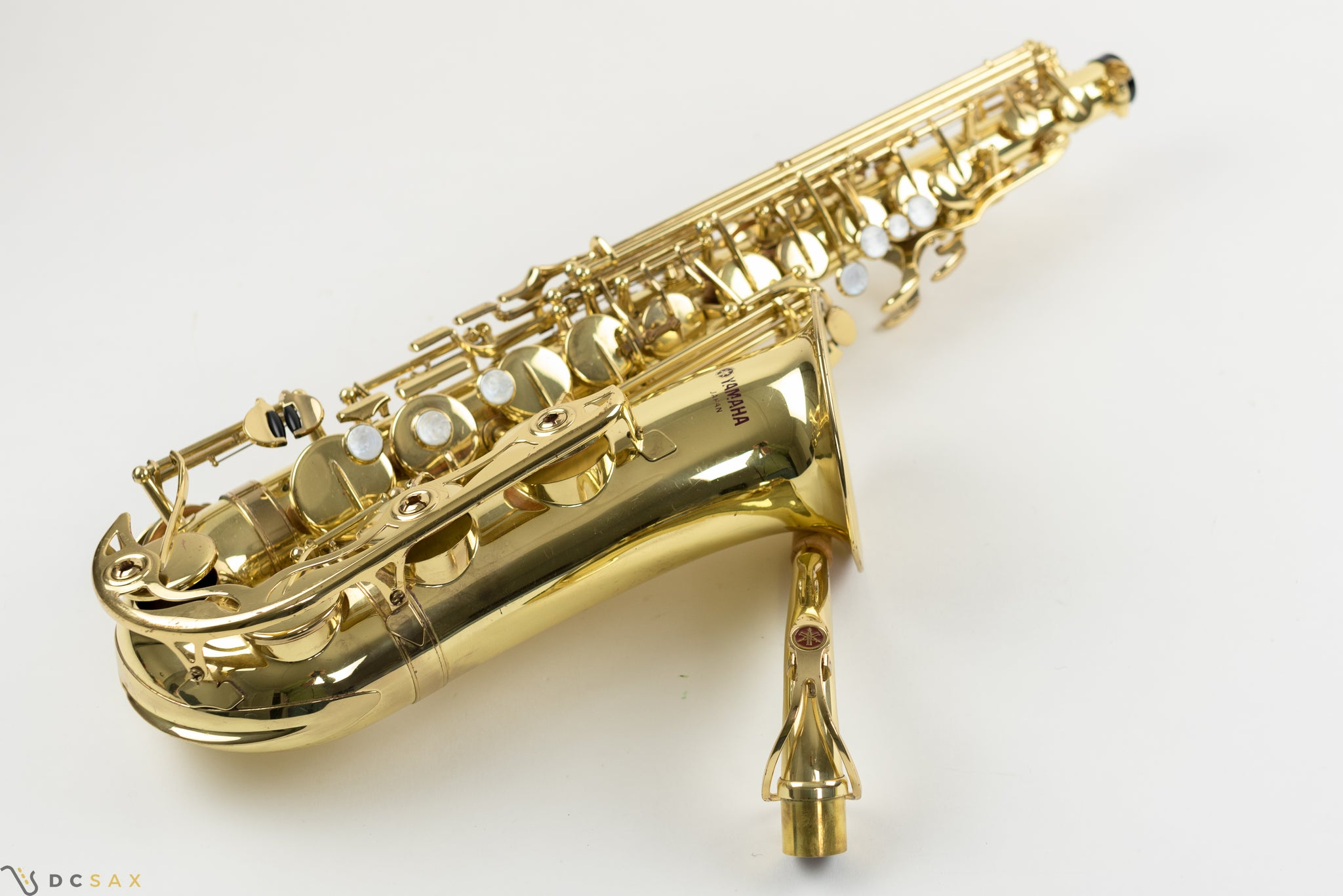 Yamaha YAS-52 Alto Saxophone, Purple Label, Just Serviced, High F#