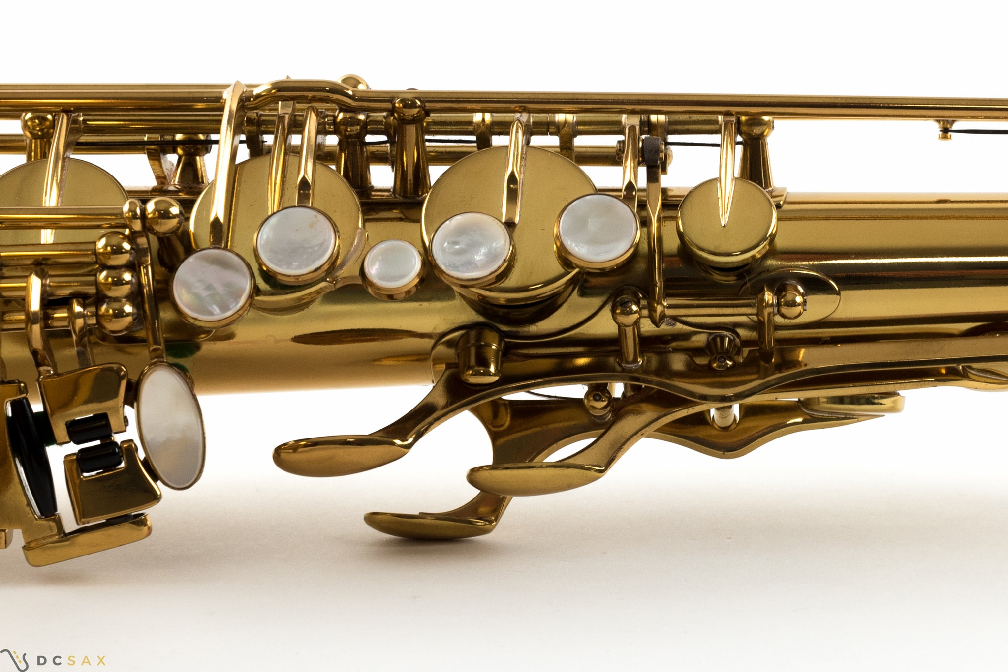 202,xxx Selmer Mark VI Tenor Saxophone, 99%+ Original Lacquer, Near Mint
