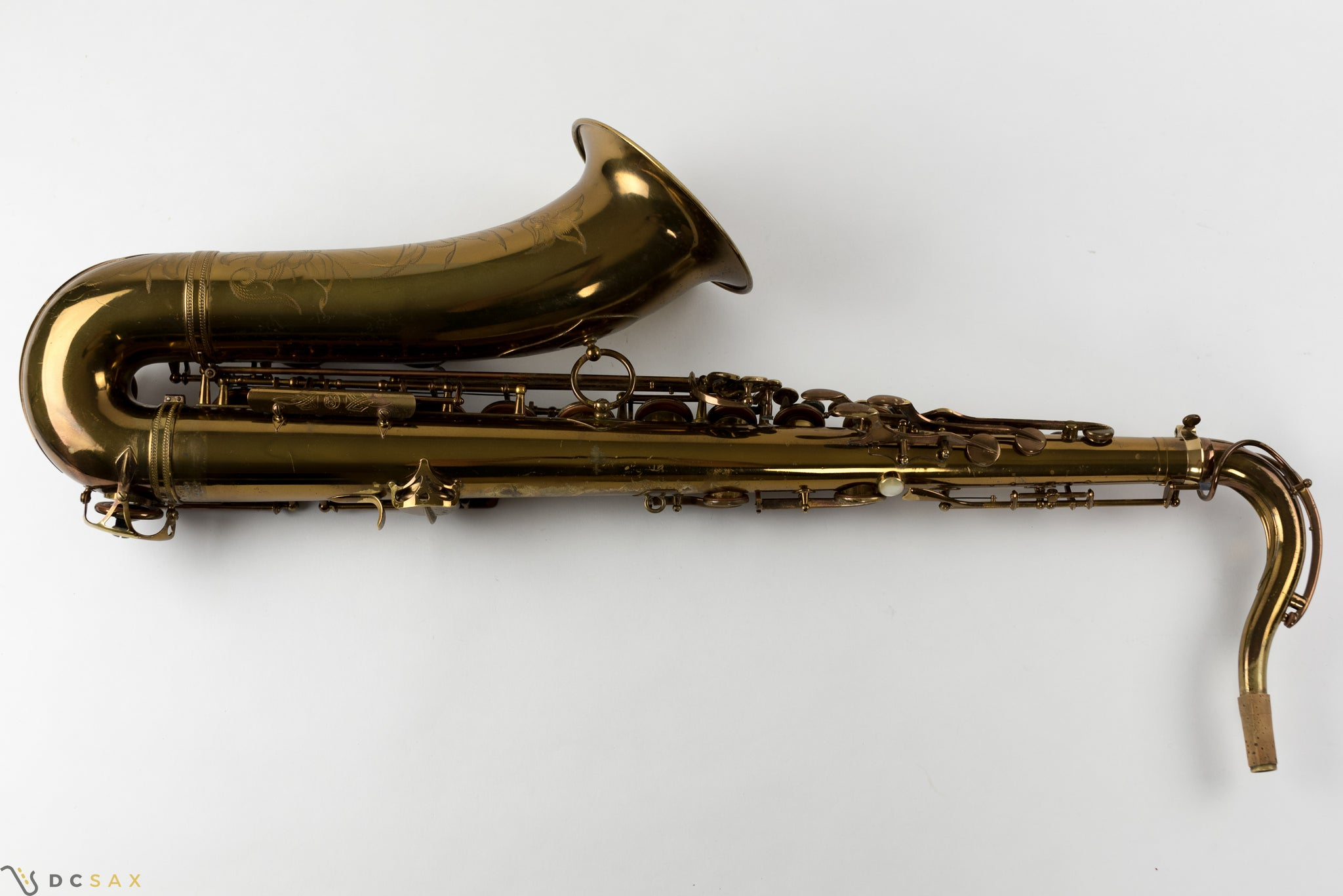 50,xxx Selmer Super Balanced Action SBA Tenor Saxophone, Original Lacquer