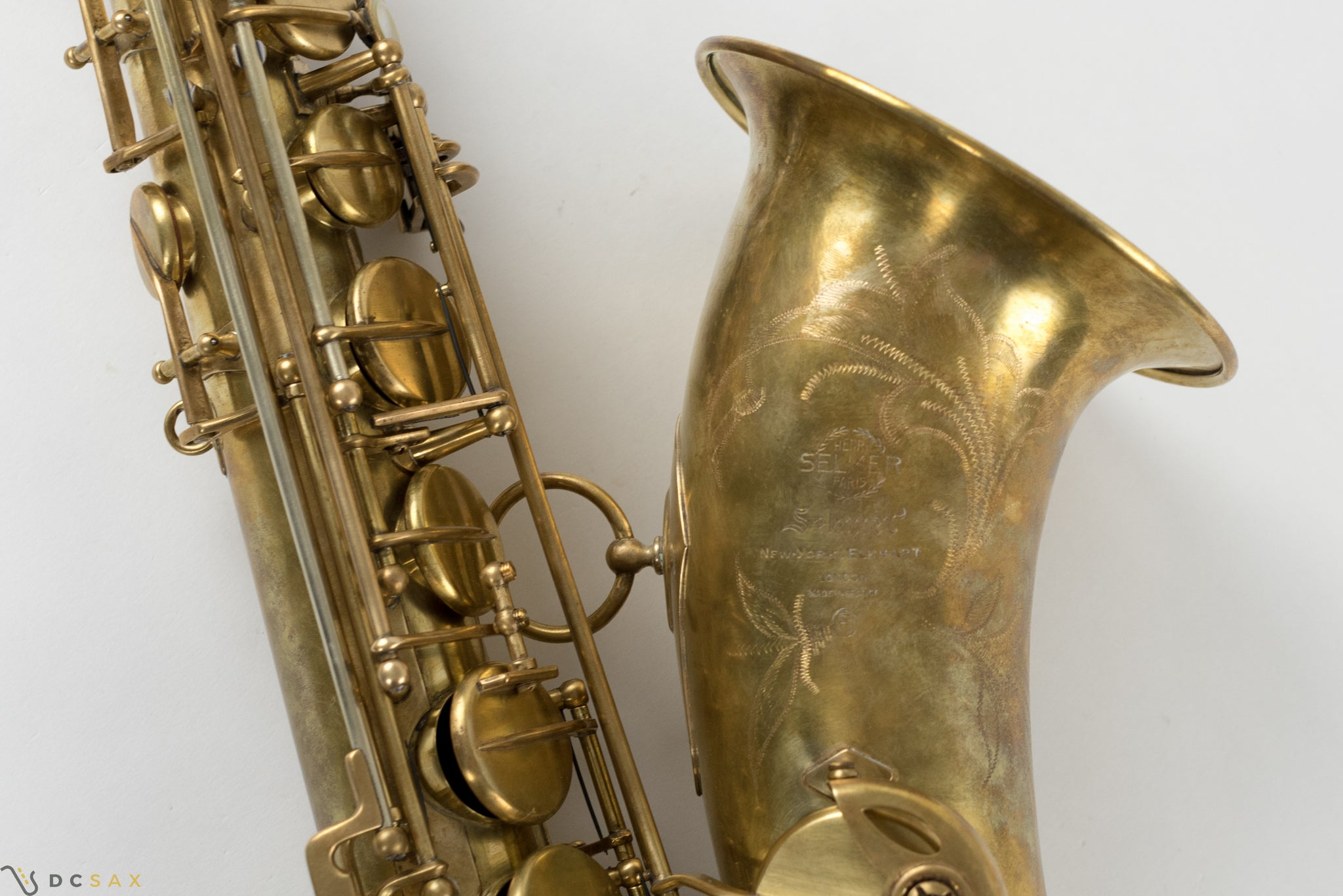 117,xxx Selmer Mark VI Tenor Saxophone, Fresh Overhaul