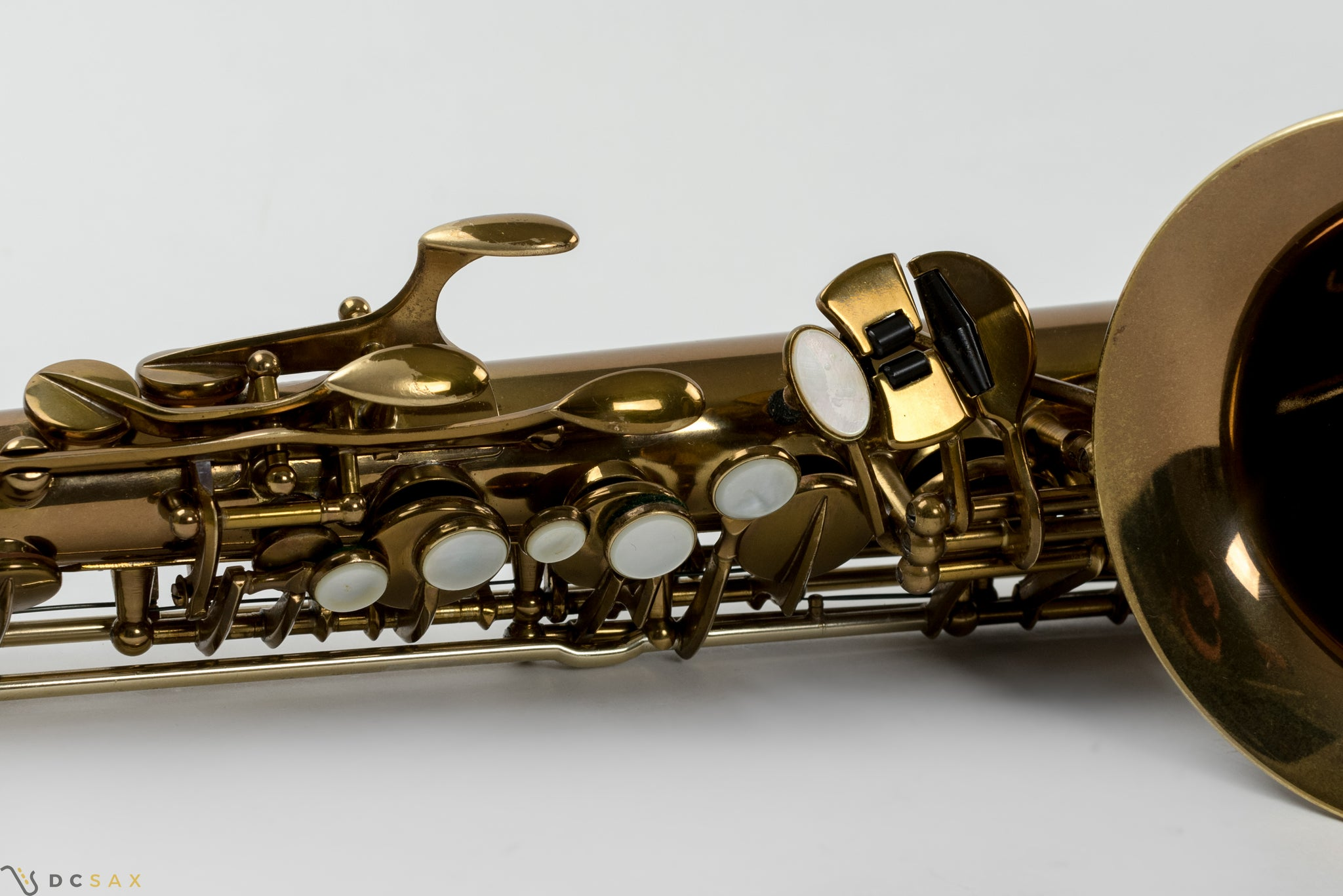 1951 46,xxx Selmer SBA Alto Saxophone, 99% Original Lacquer, Near Mint, Video