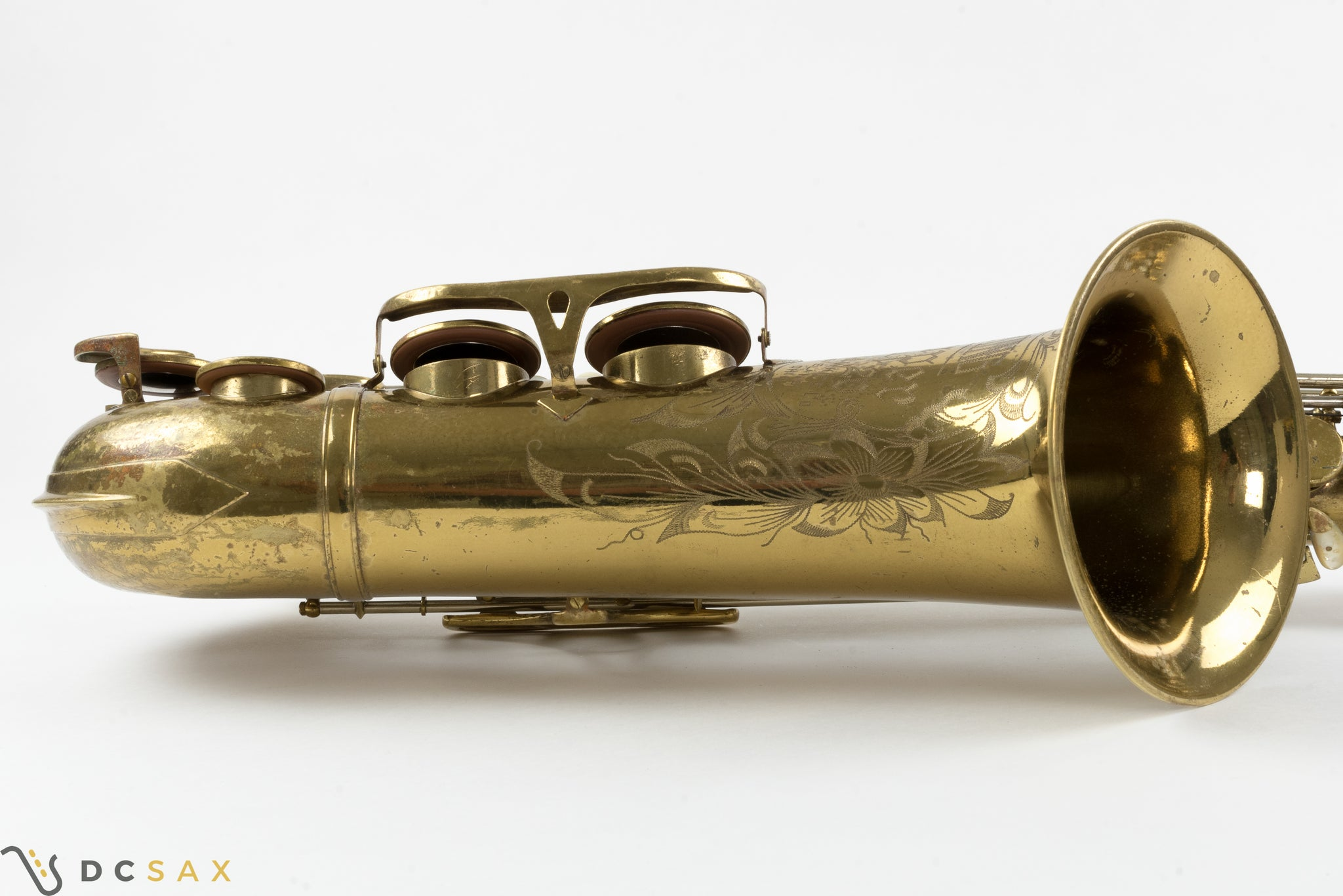 1948 298,xxx King Super 20 Tenor Saxophone, Full Pearls, Fresh Overhaul, Cleveland Era