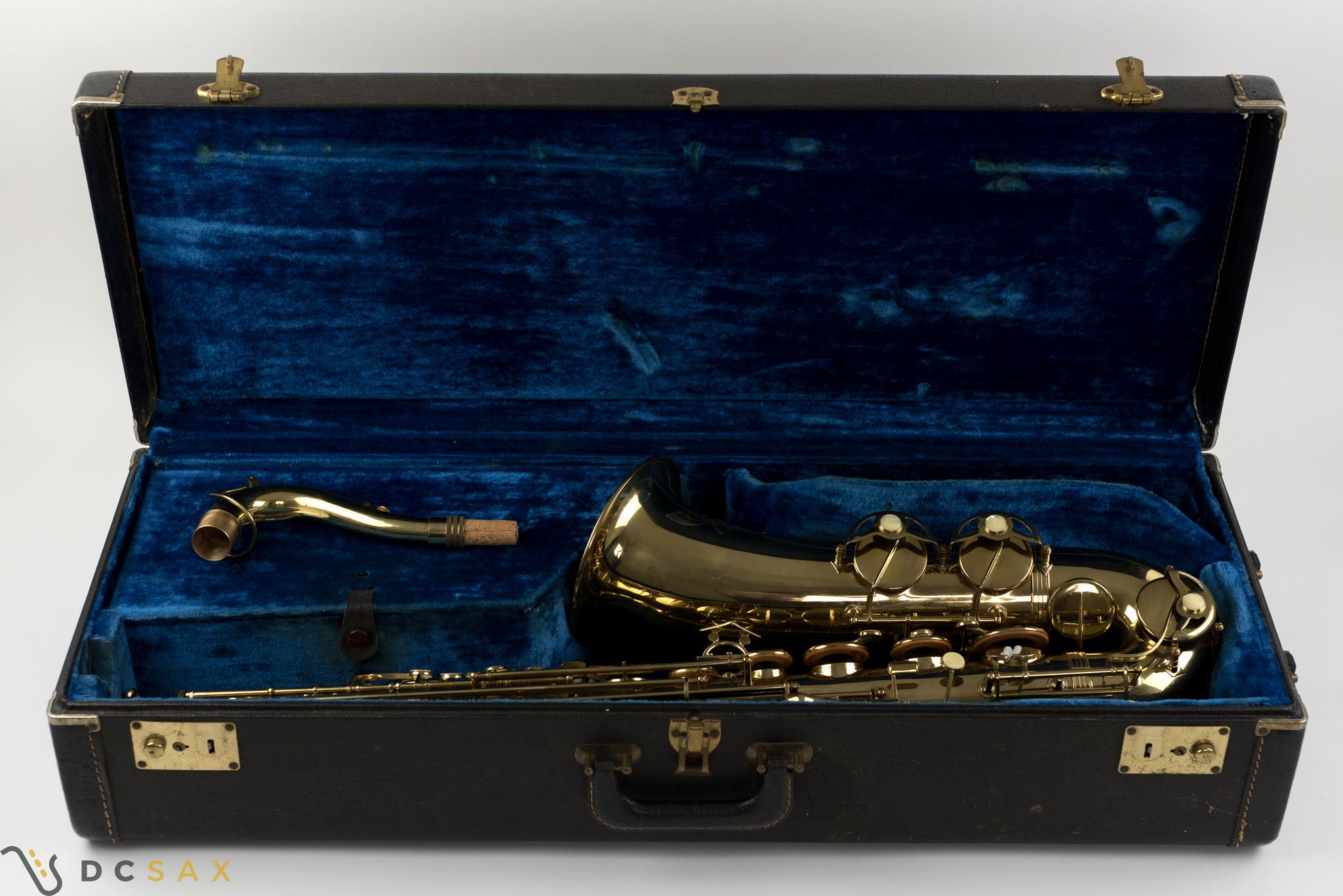 Pierret Super Artiste Tenor Saxophone, Just Serviced