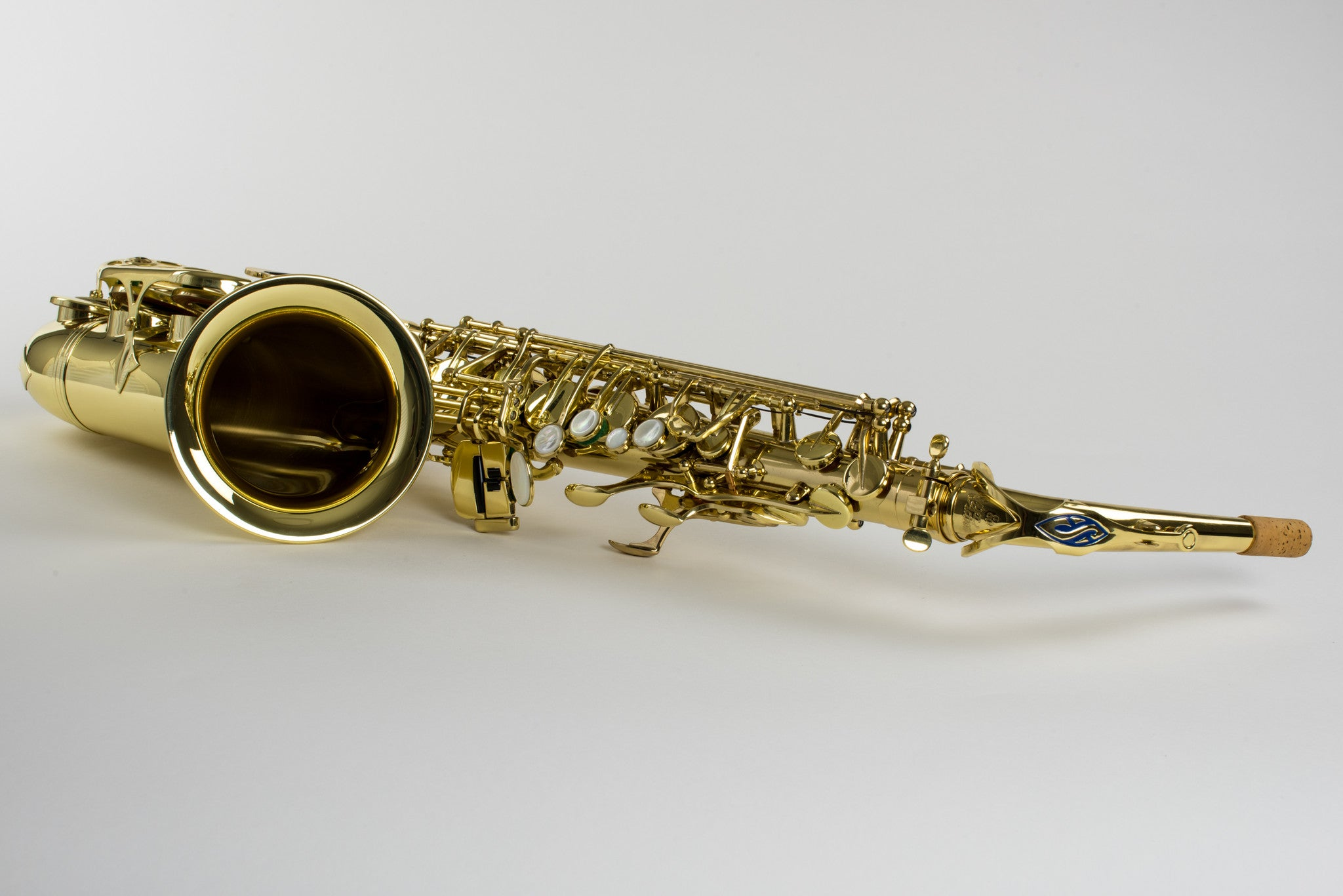 Selmer Super Action Series II Alto Saxophone Mint Condition