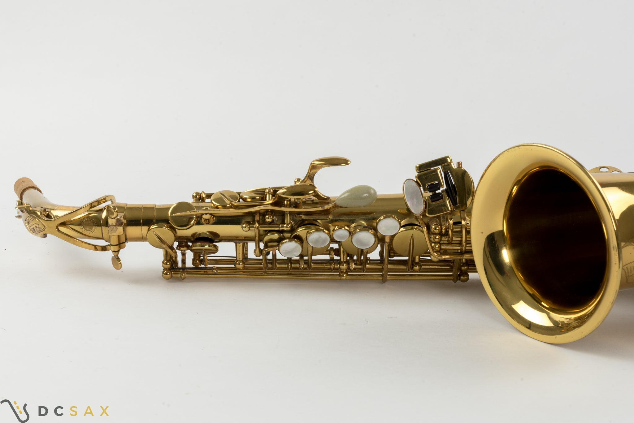 225,xxx Selmer Mark VI Alto Saxophone, 99% Original Lacquer, F#, Near Mint, Video