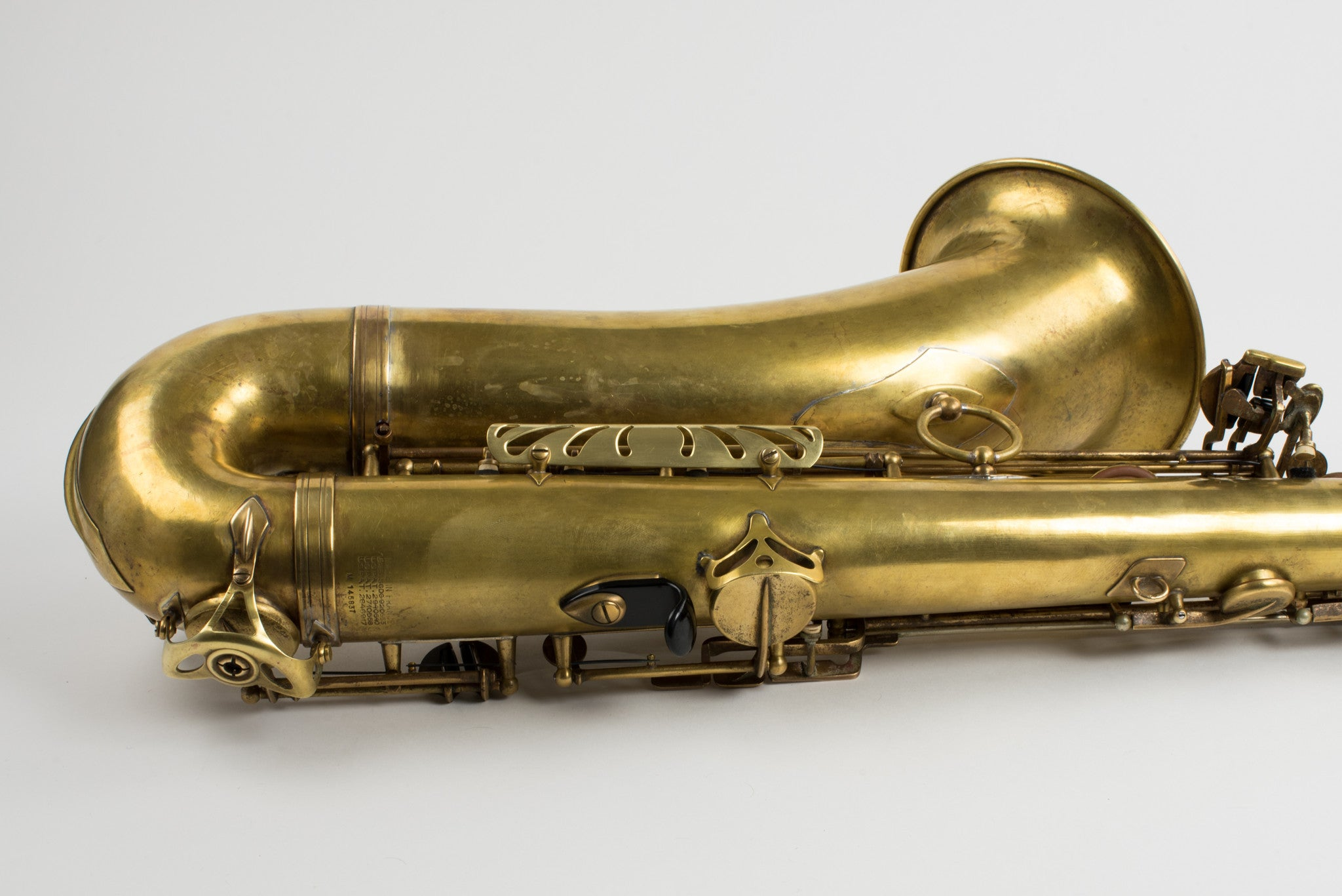 1967 145,xxx Tenor Saxophone Original Lacquer, Full TM Mechanical Restoration