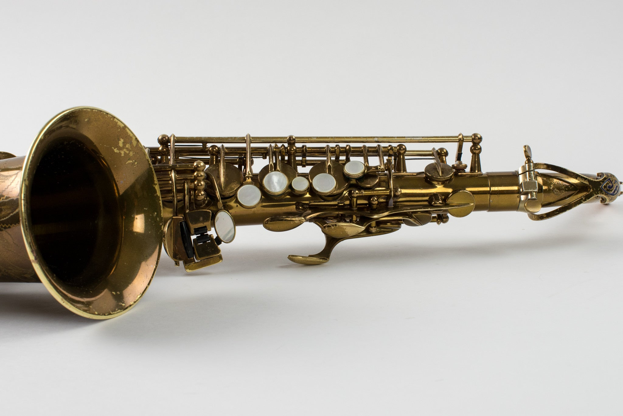 1954 57,xxx Selmer Mark VI Alto Saxophone, 98% Original Lacquer, Fresh Overhaul