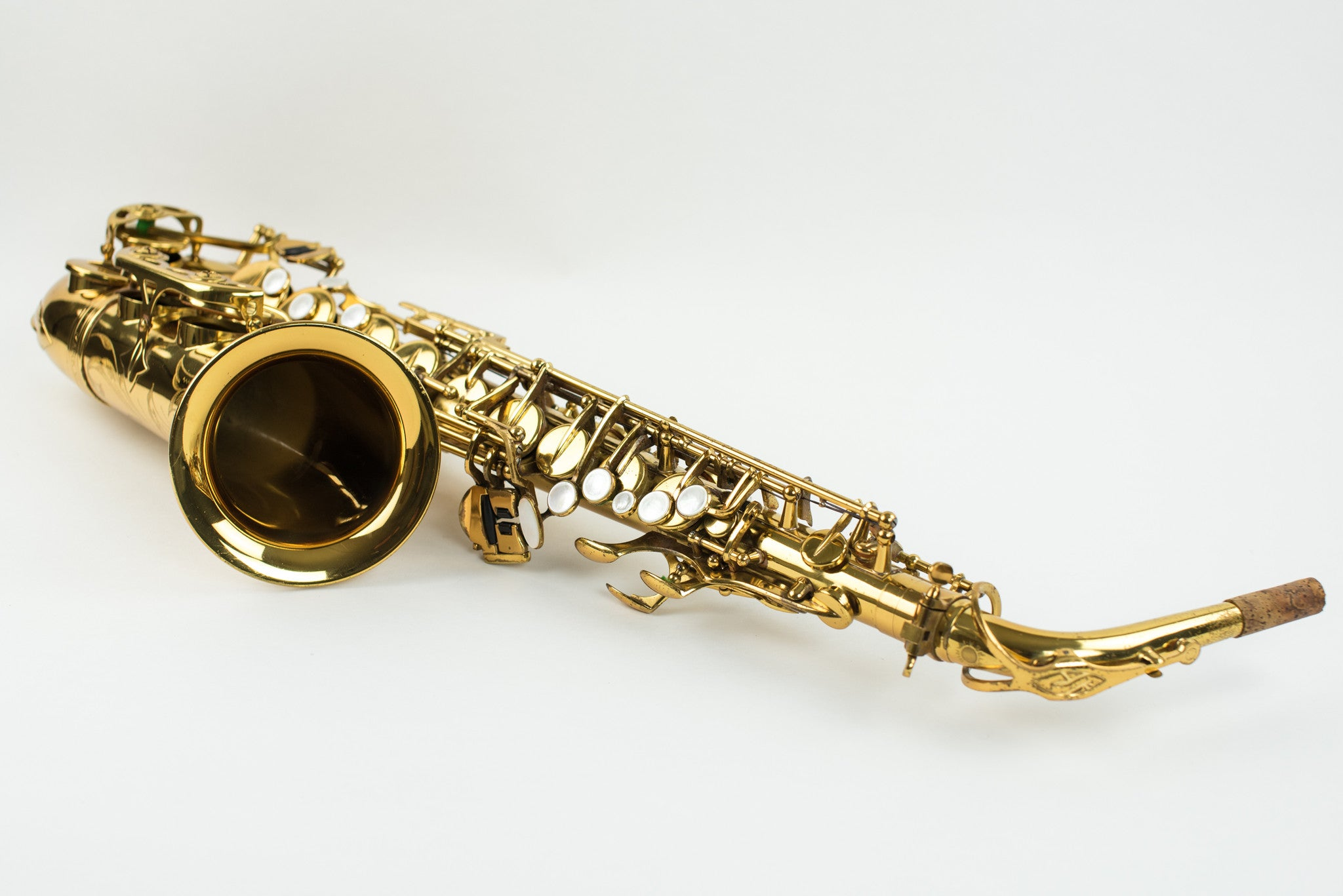 Selmer Mark VI Alto Saxophone, Near Mint, 97% Original Lacquer