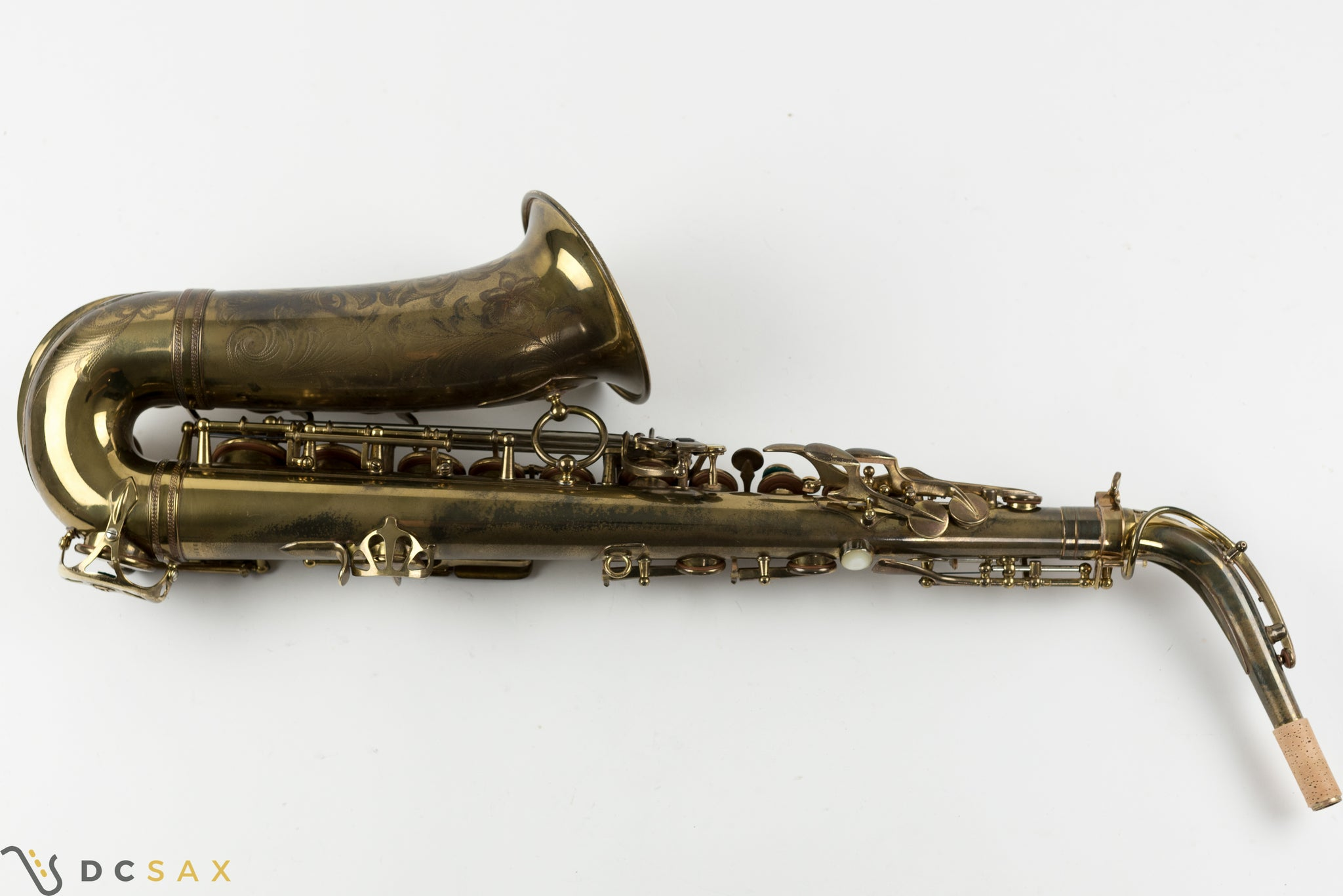 23,xxx Selmer Balanced Action Alto Saxophone, Fresh Overhaul, Video