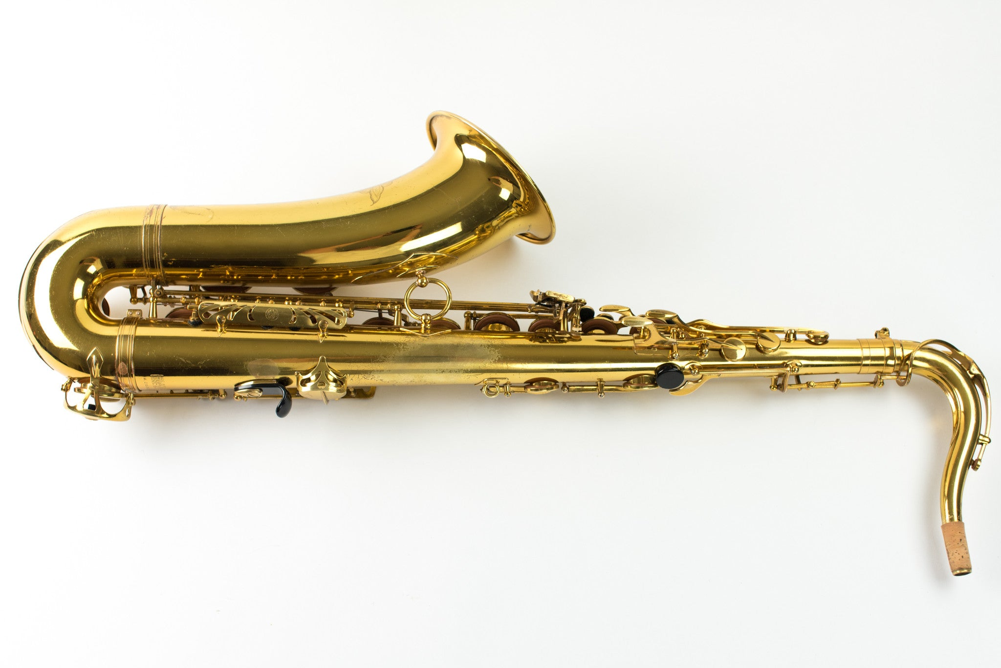 Selmer Mark VI Tenor Saxophone, 95% Original Lacquer, Fresh Overhaul