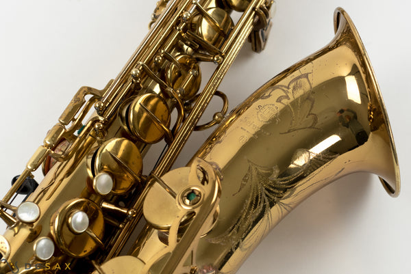 149,xxx Selmer Mark VI Tenor Saxophone, 96% Original Lacquer, Just Serviced