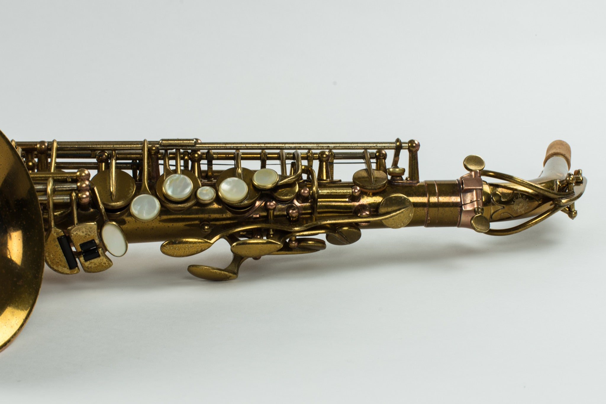 "1936 22,xxx Selmer Balanced Action Alto Saxophone Fresh Overhaul, ""Reference 36"""