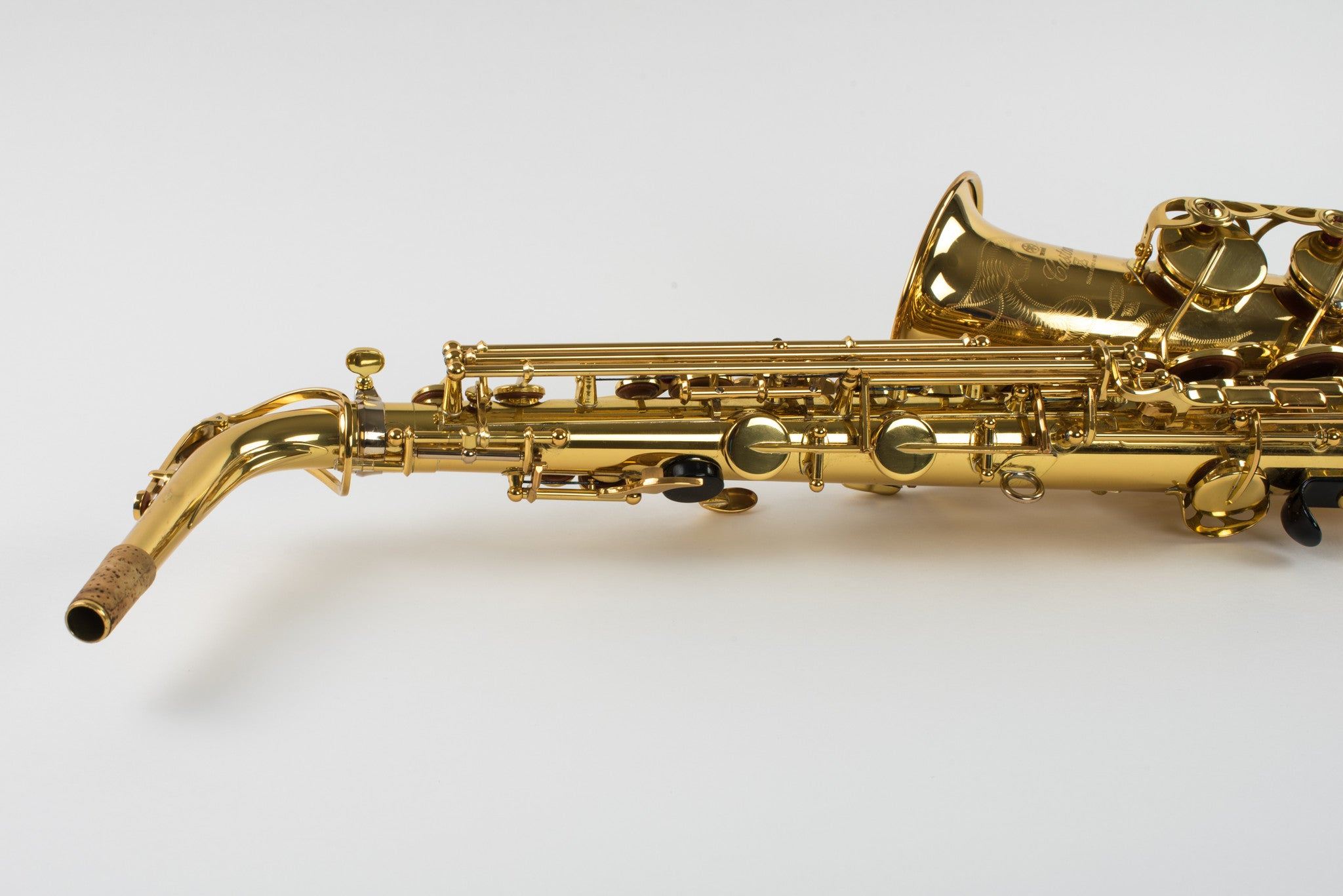 Yamaha Custom 82Z Alto Saxophone With V1 Neck
