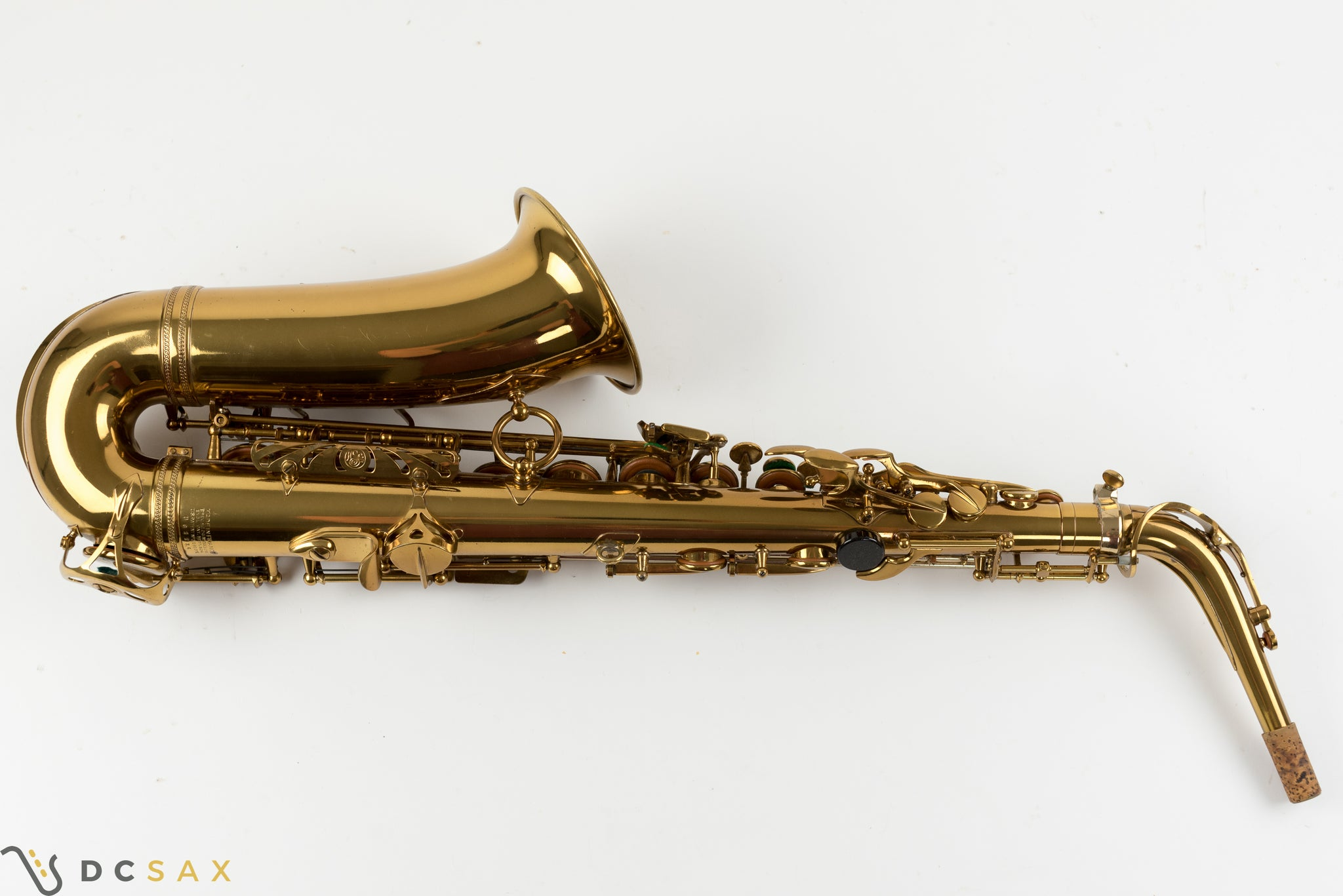 1955 61,xxx Selmer Mark VI Alto Saxophone, High F#, Just Serviced